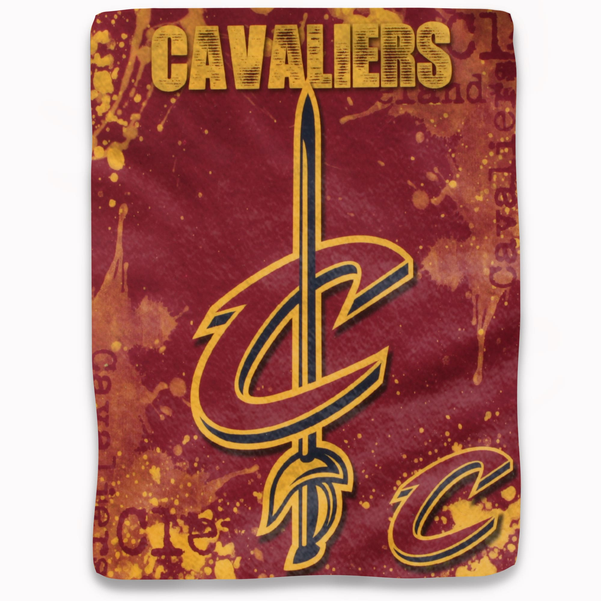 """Cleveland Cavaliers The Northwest Company 50"""" x 60"""" Dropdown Plush Blanket"""