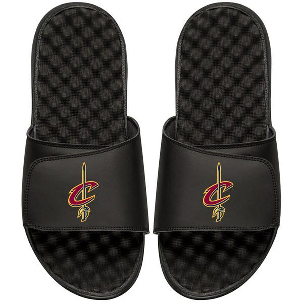 Cleveland Cavaliers Primary iSlide Sandals - Black