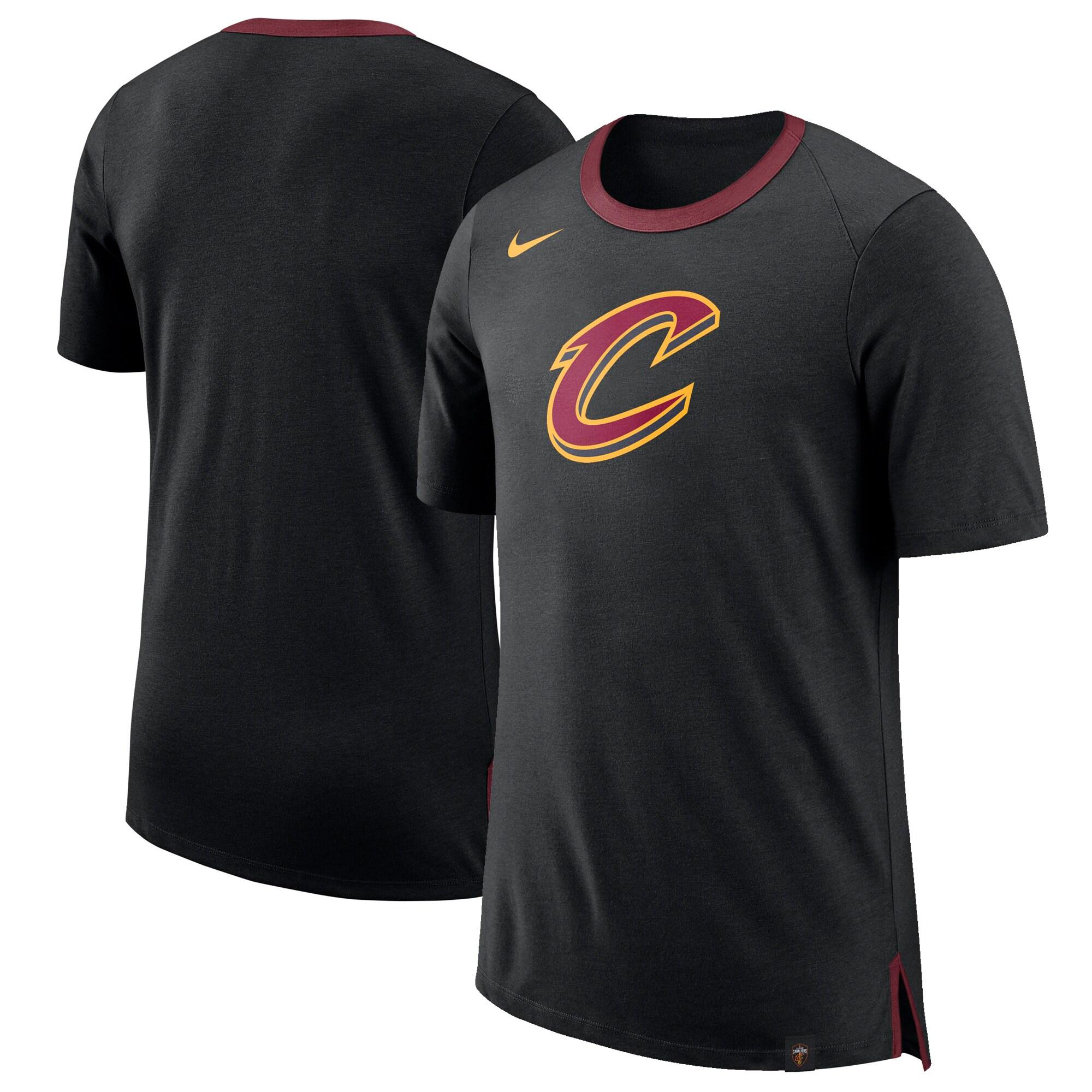 Cleveland Cavaliers Nike Basketball Fan T-Shirt - Black