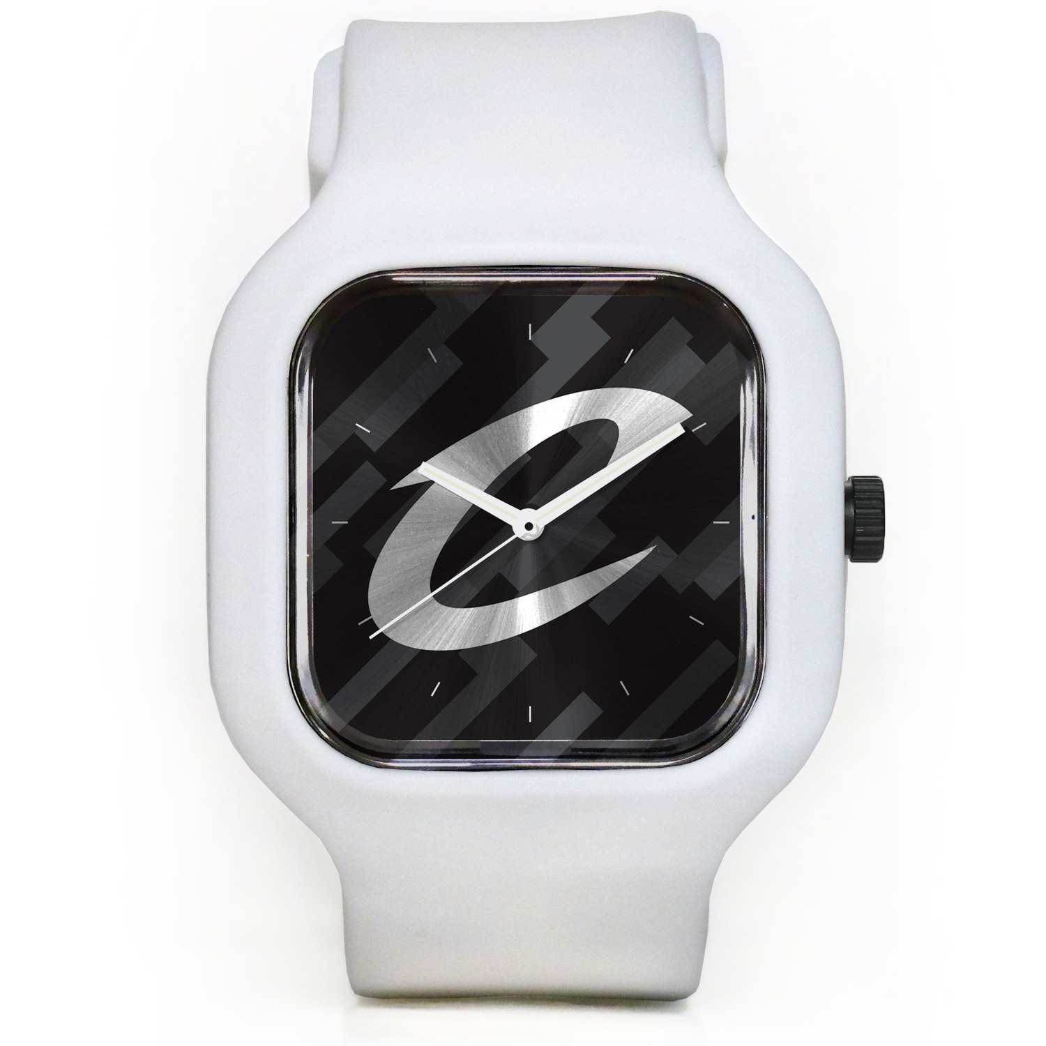 Cleveland Cavaliers Modify Watches Unisex Silicone Watch - White