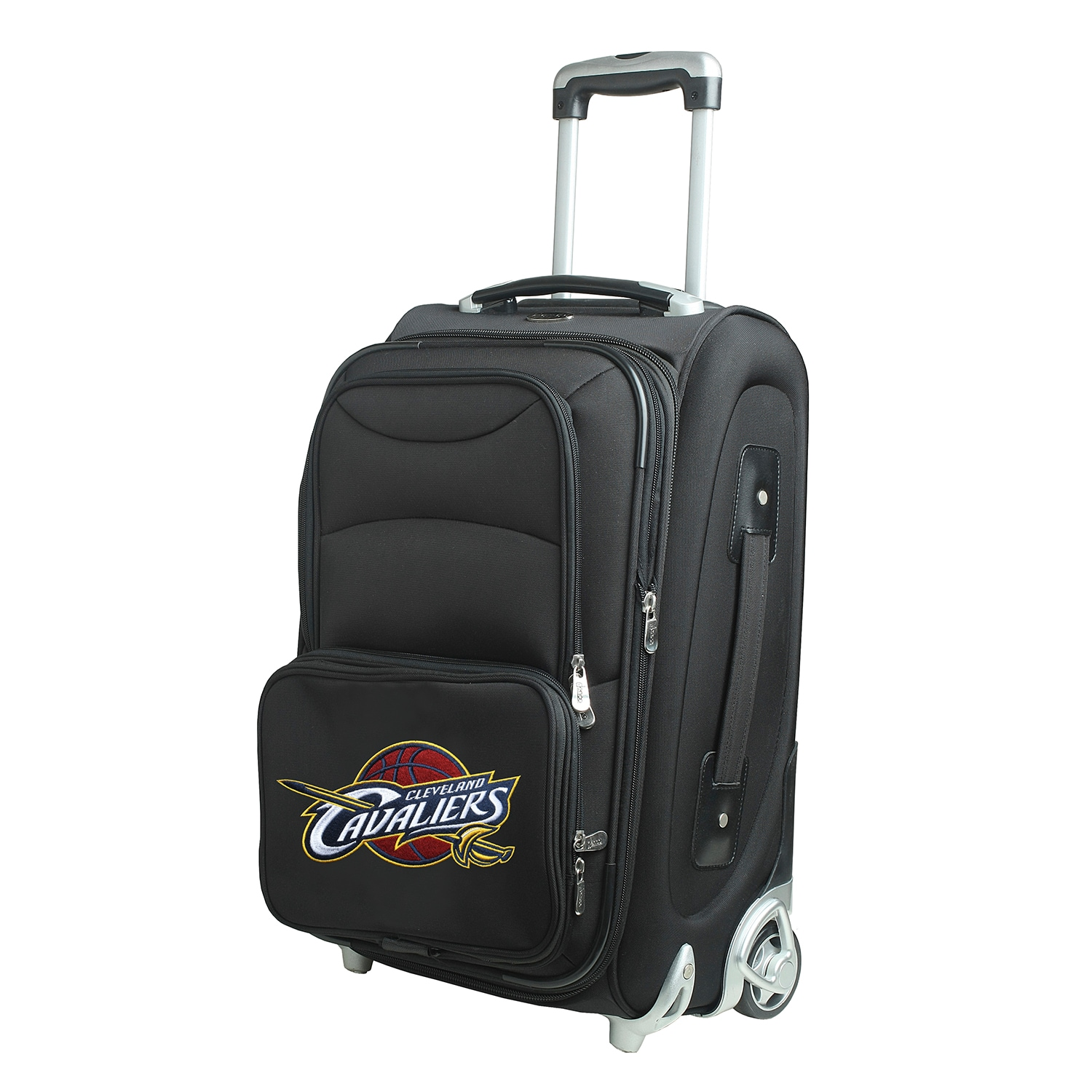 """Cleveland Cavaliers 21"""" Rolling Carry-On Suitcase"""