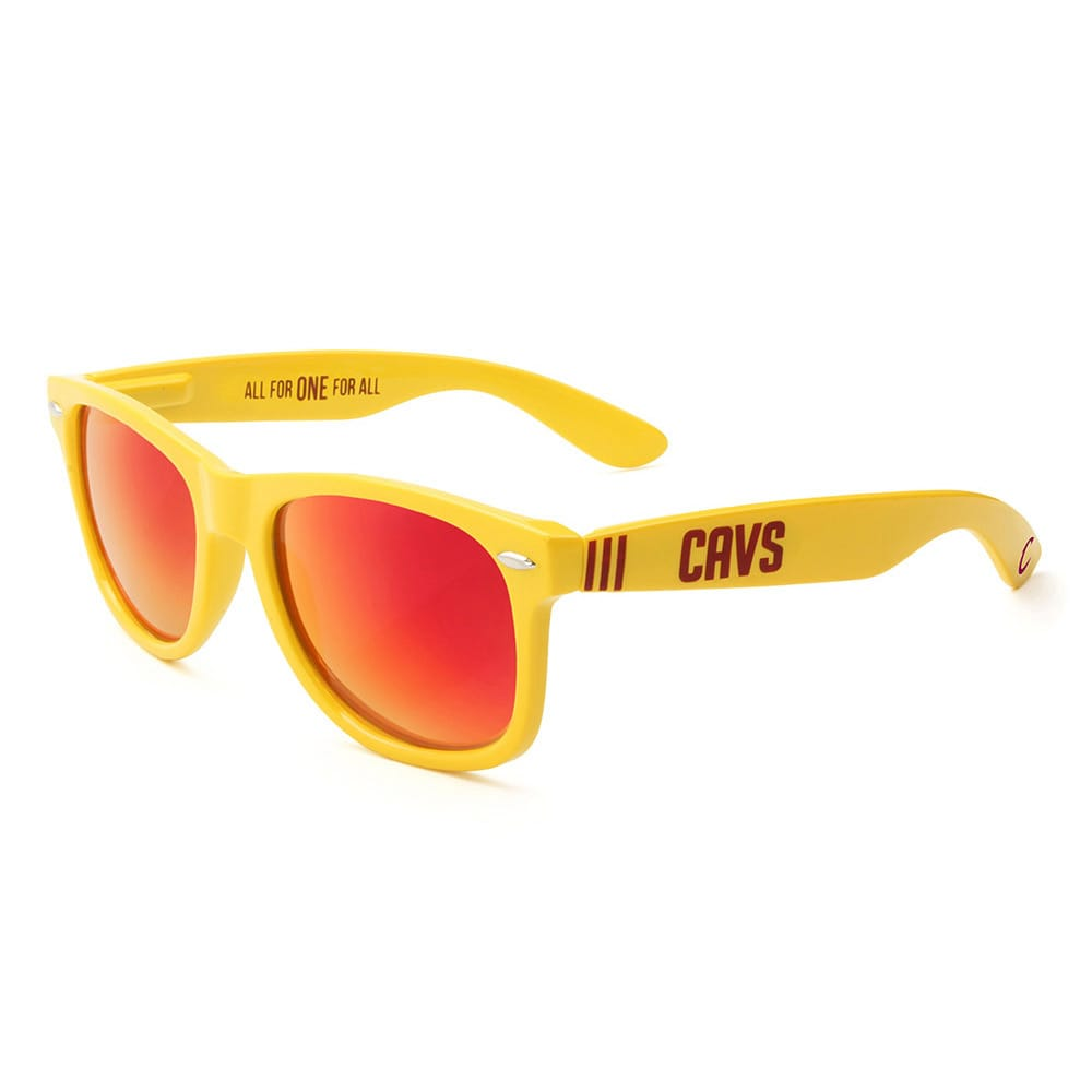 Society43 Cleveland Cavaliers Sunglasses - Gold