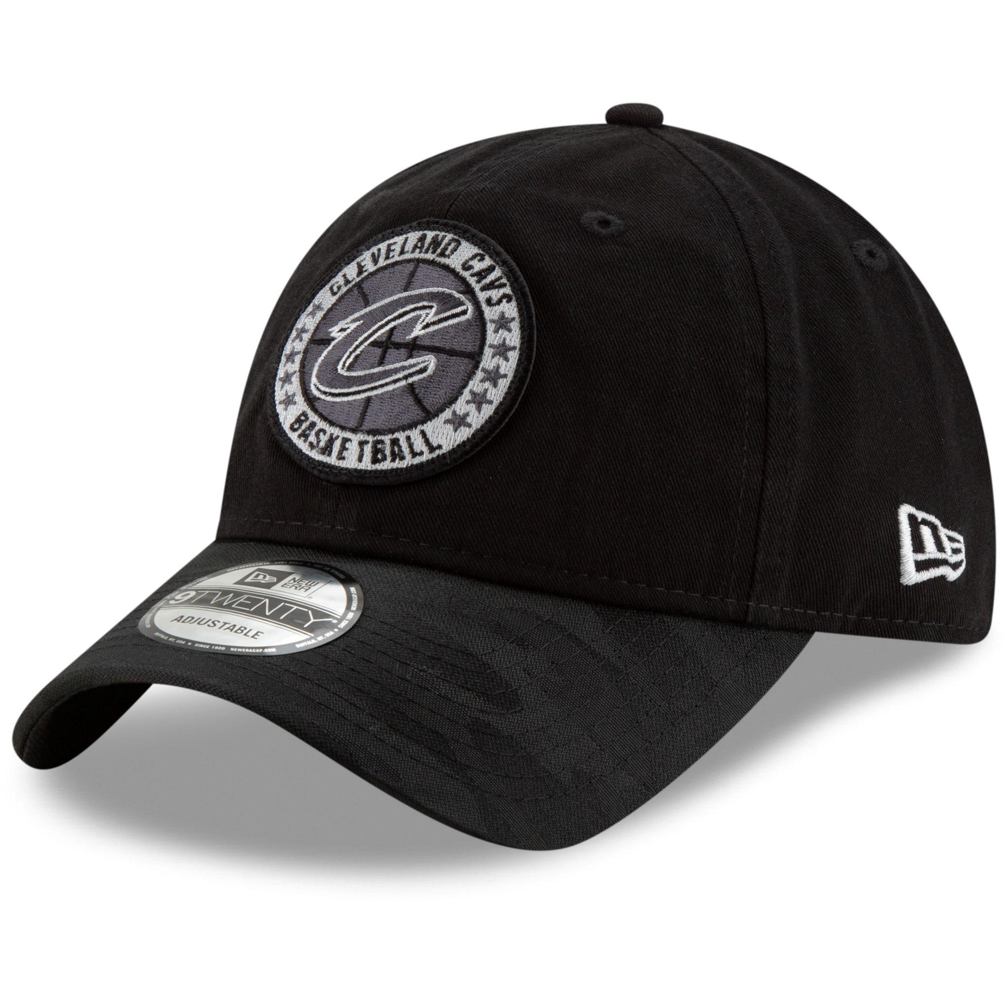 Cleveland Cavaliers New Era 2018 Tip Off Series 9TWENTY Adjustable Hat - Black
