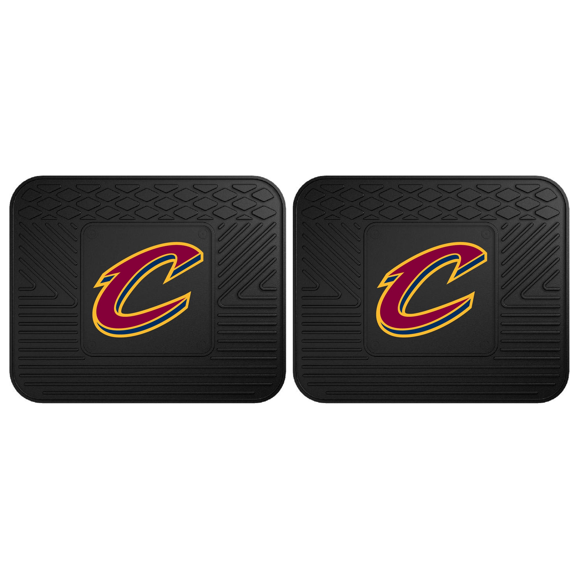 Cleveland Cavaliers 2-Pack Utility Mat Set