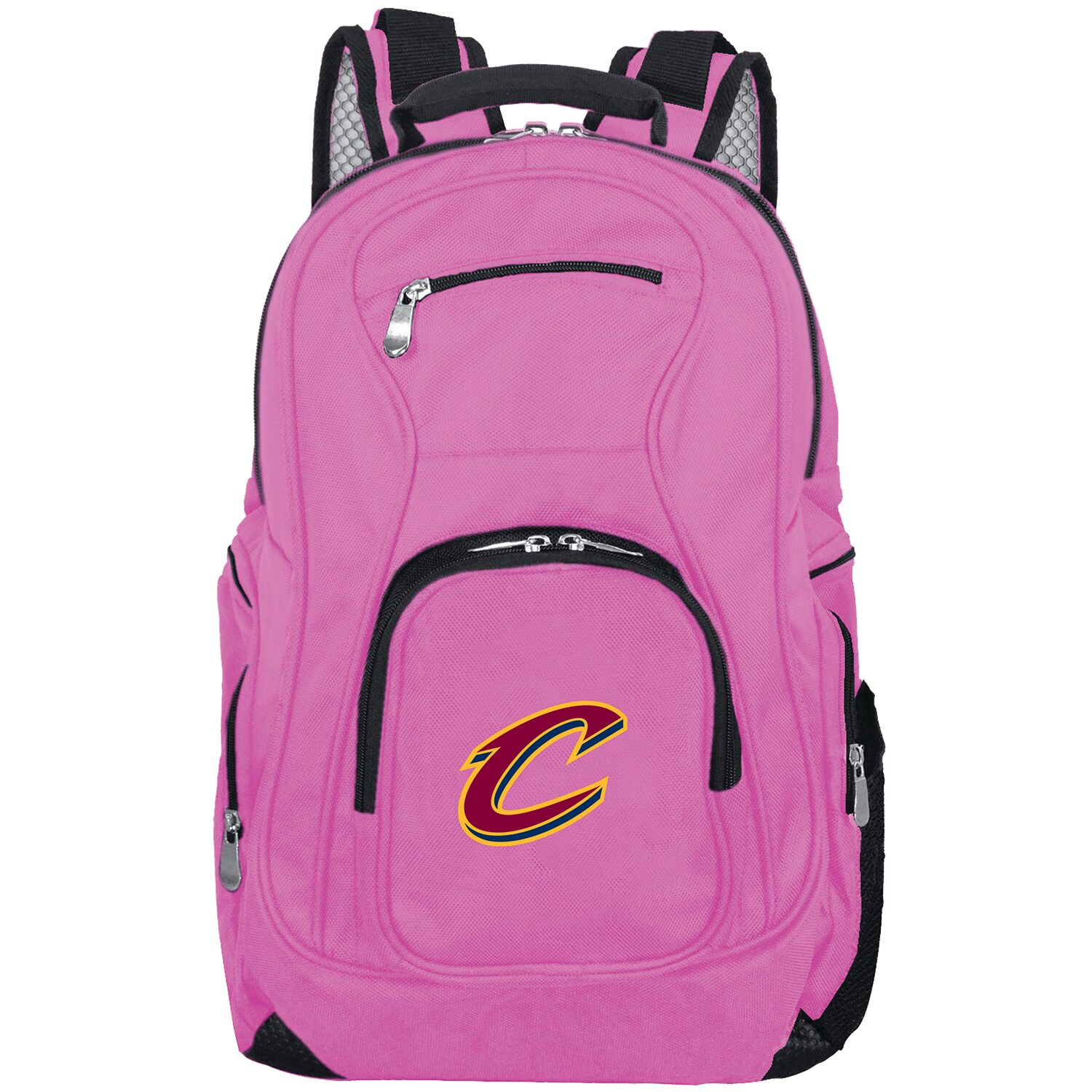Cleveland Cavaliers Backpack Laptop - Pink