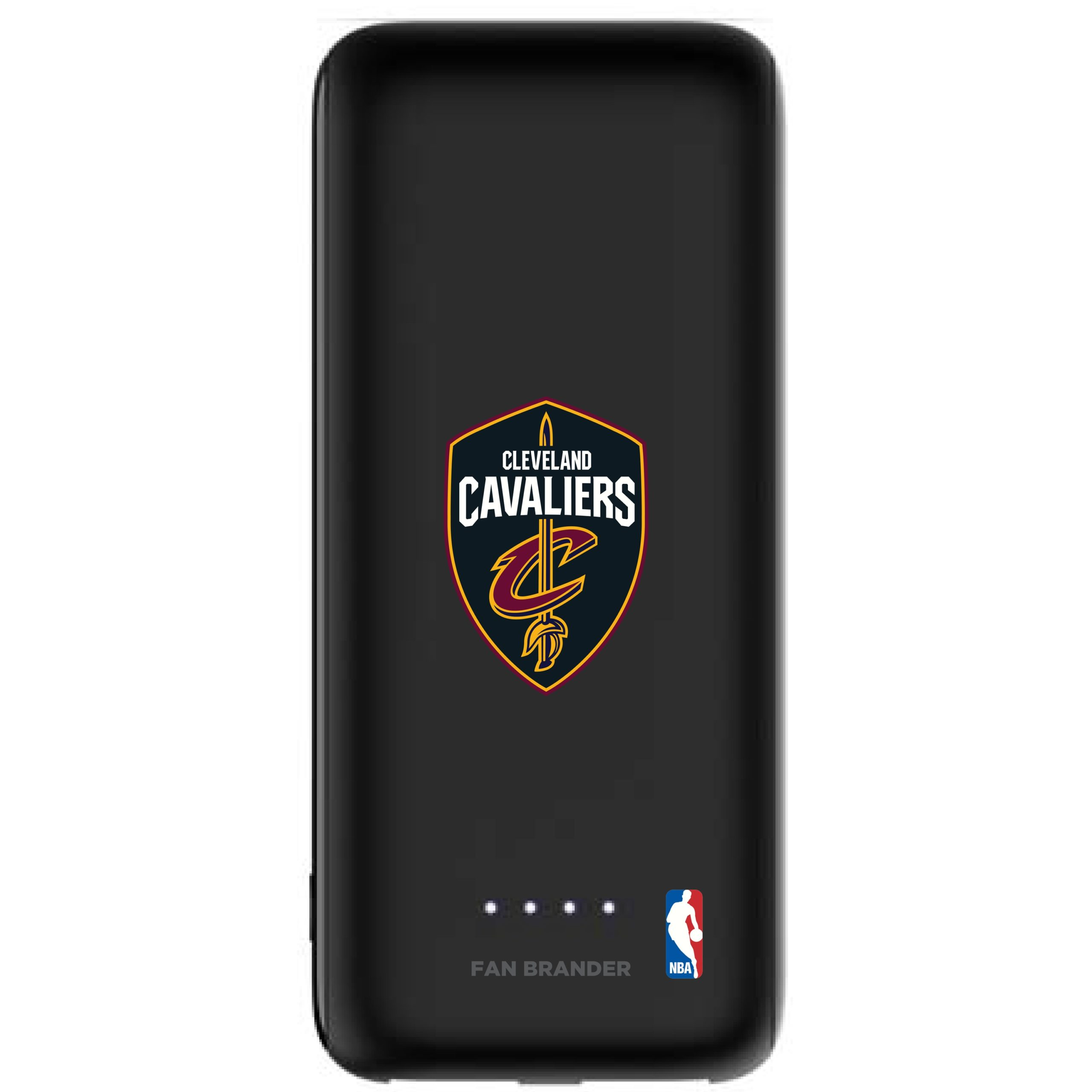 Cleveland Cavaliers mophie 5200 mAh Universal Battery Power Boost