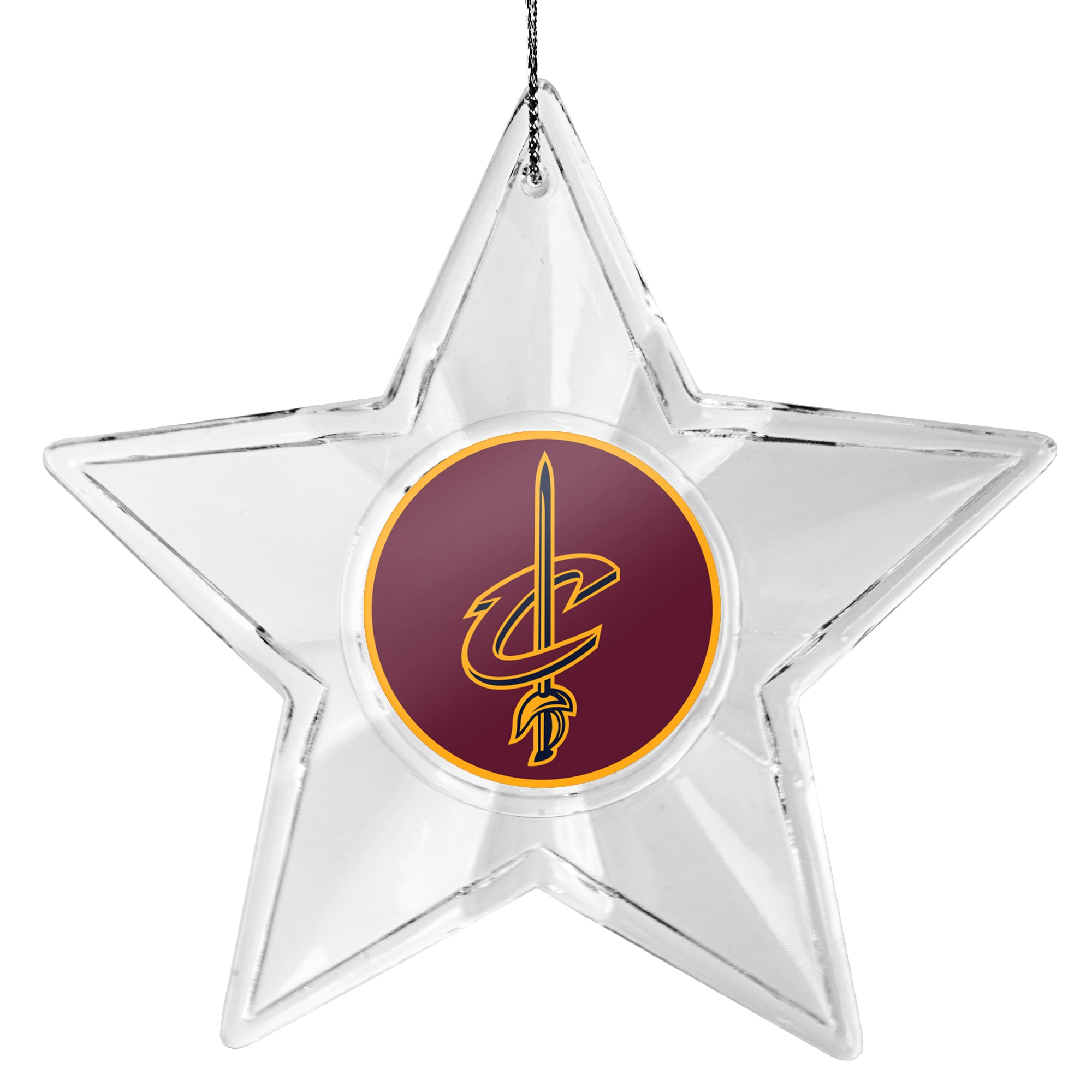 Cleveland Cavaliers Star Ornament