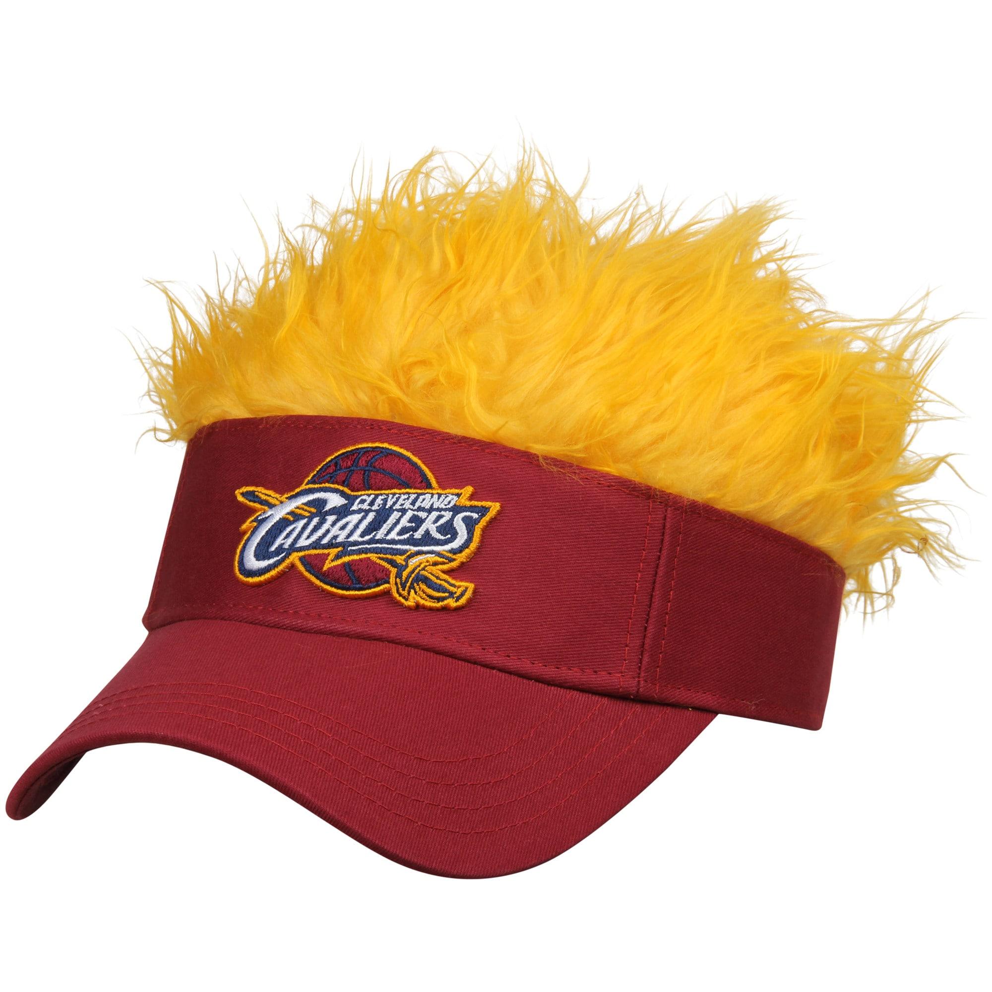 Cleveland Cavaliers Flair Hair Visor