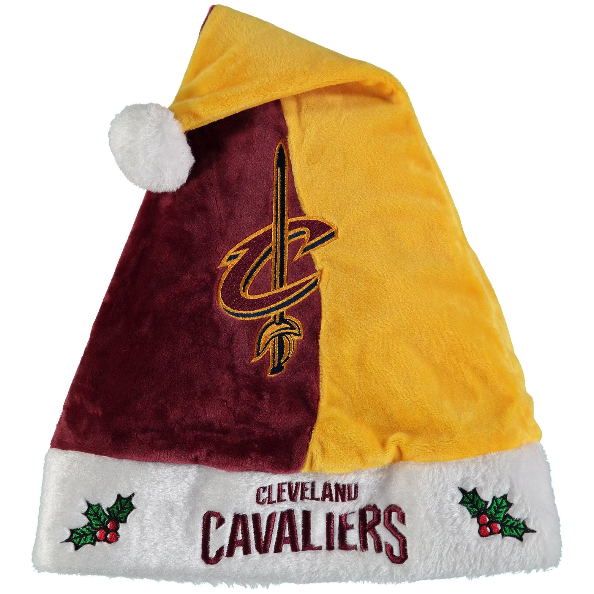 Cleveland Cavaliers Logo Santa Hat