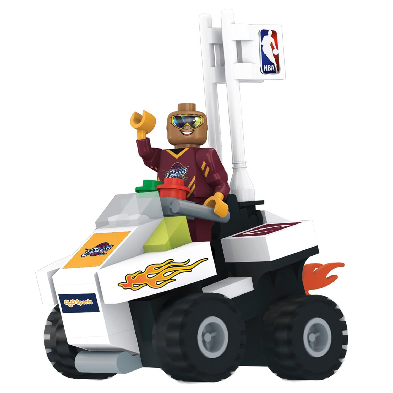Cleveland Cavaliers OYO Sports ATV with Super Fan Minifigure Set