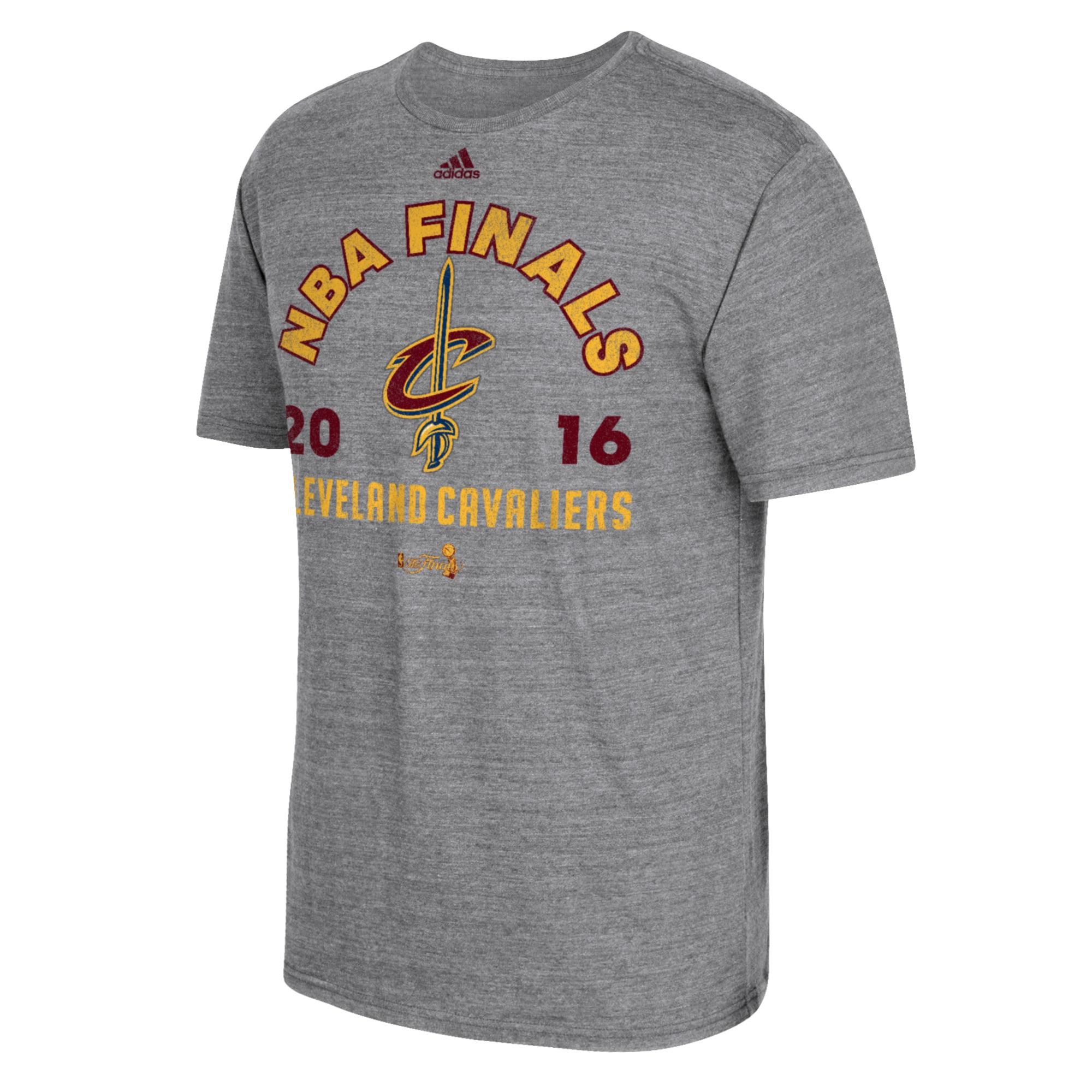 Cleveland Cavaliers 2016 NBA Finals Bound Tri-Blend T-Shirt - Gray