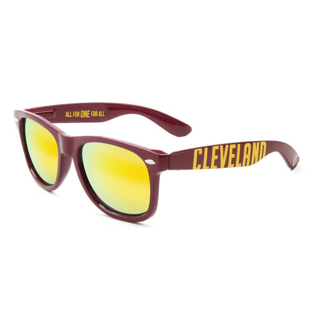Society43 Cleveland Cavaliers Sunglasses - Wine