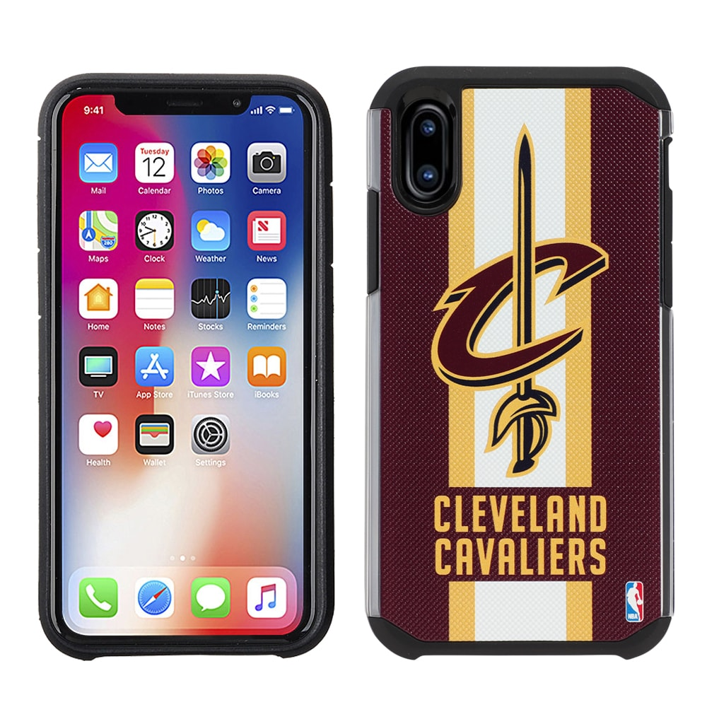 Cleveland Cavaliers iPhone X Case
