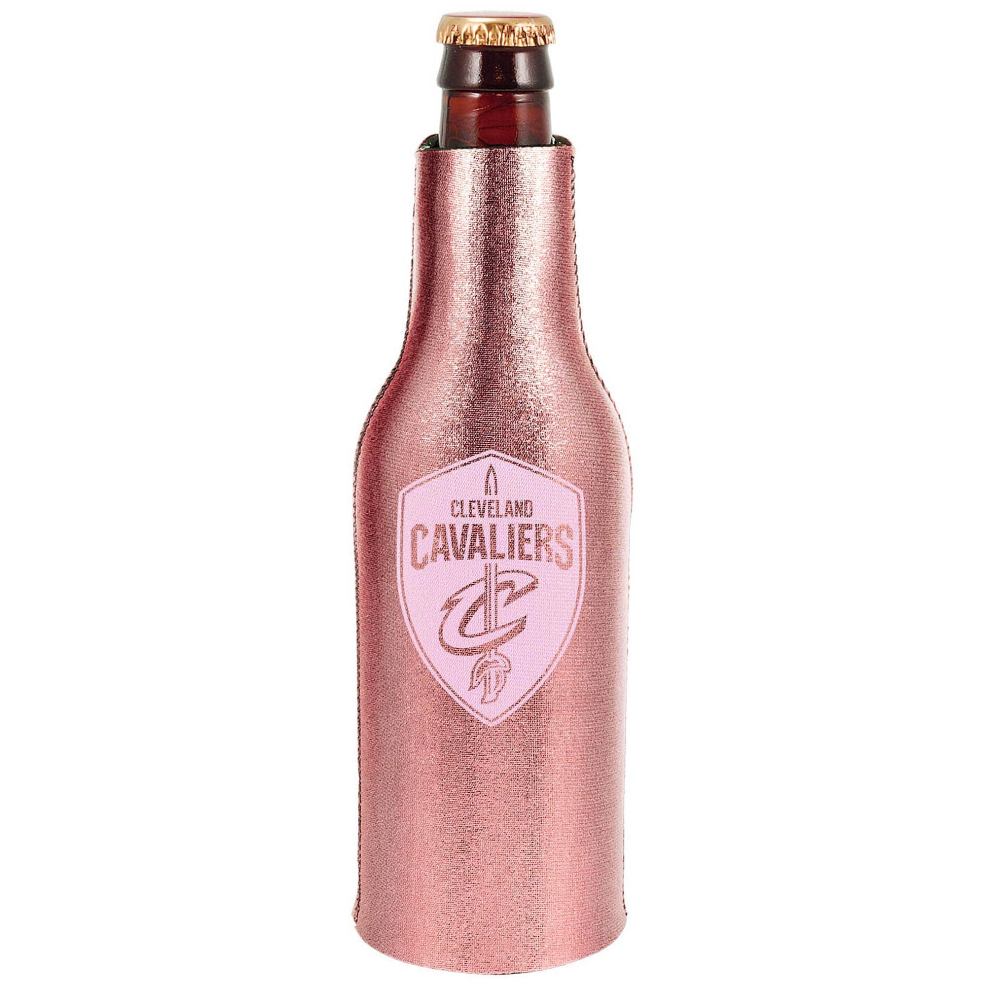Cleveland Cavaliers 12oz. Rose Gold Bottle Cooler