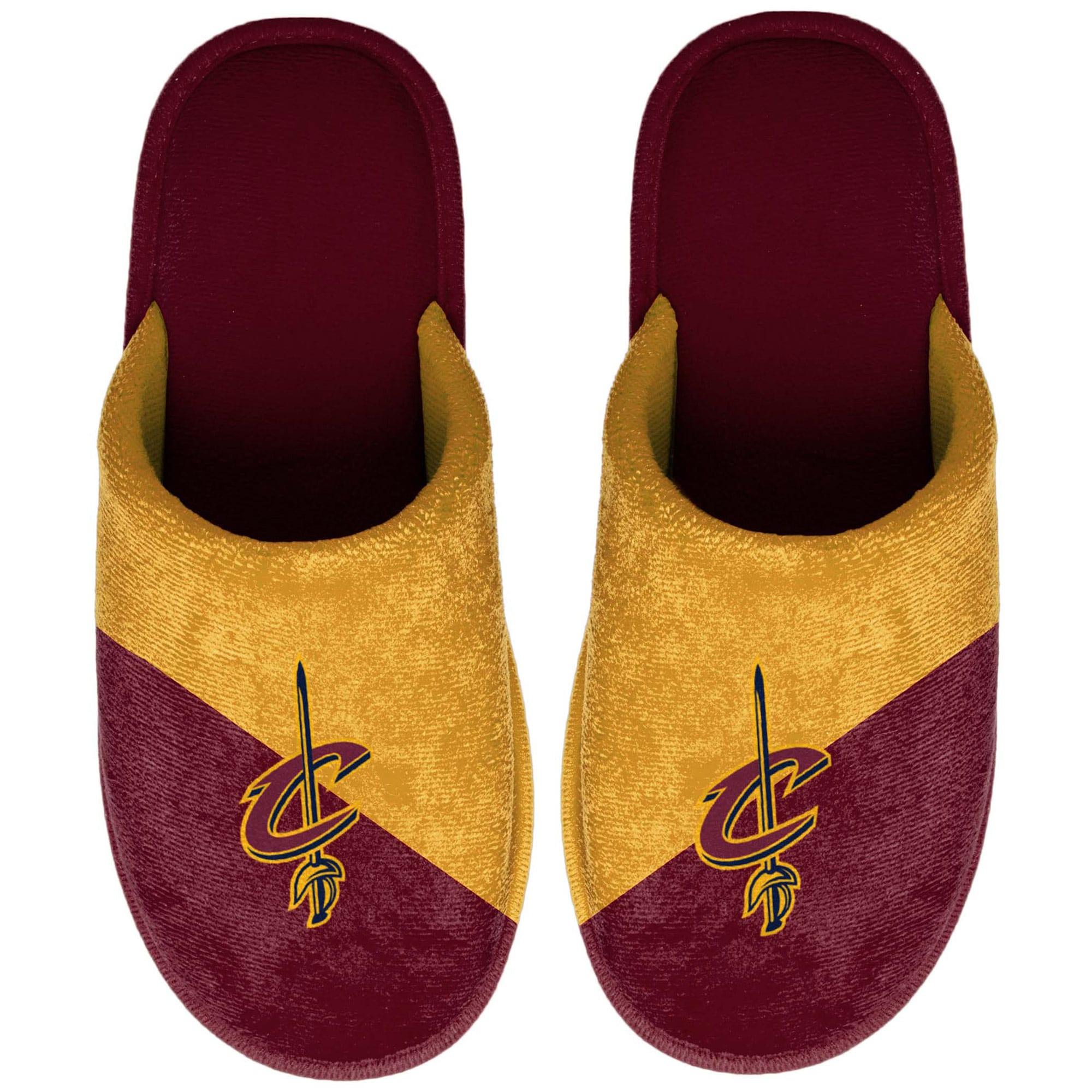 Cleveland Cavaliers Big Logo Scuff Slippers