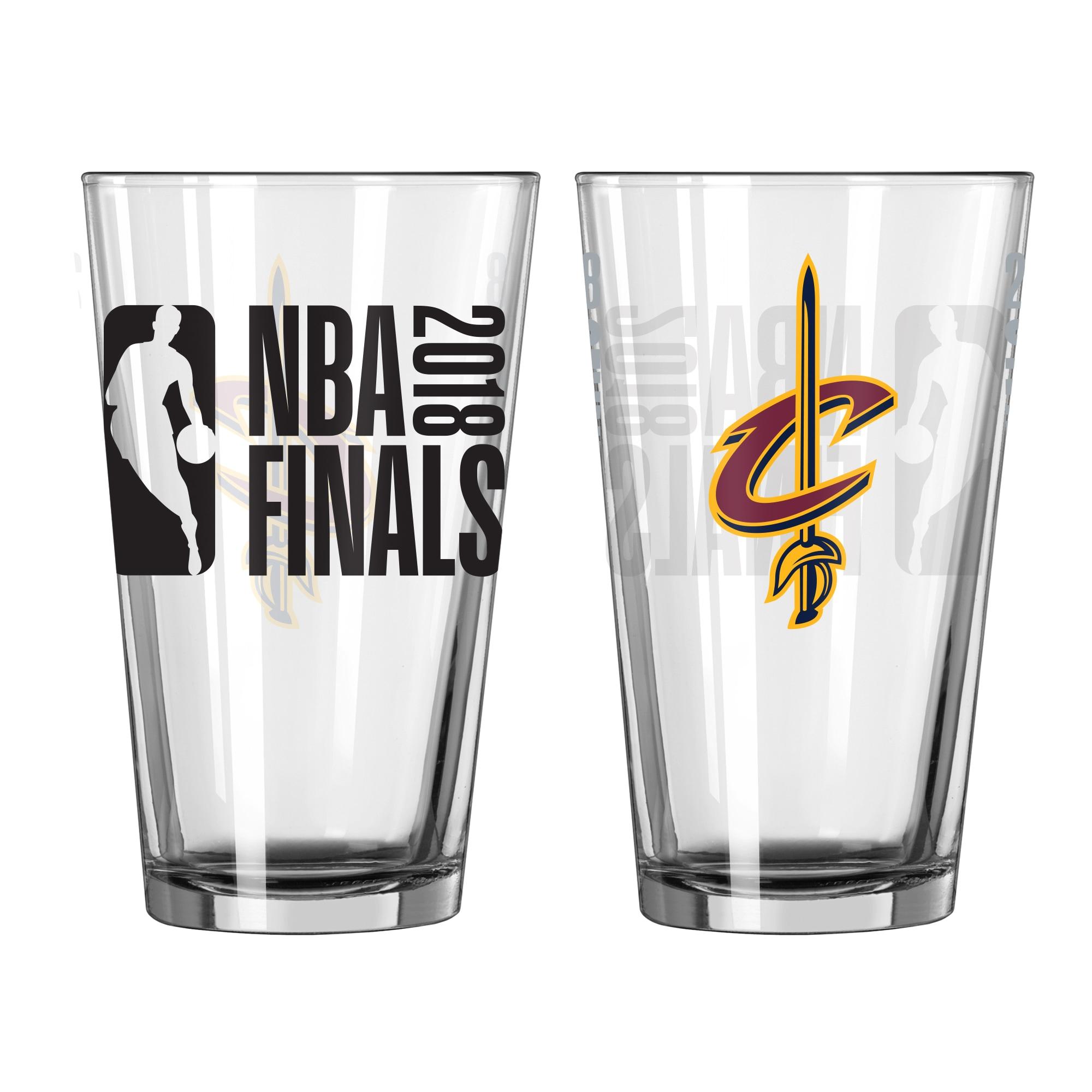 Cleveland Cavaliers 2018 NBA Finals Bound 16oz. Pint Glass