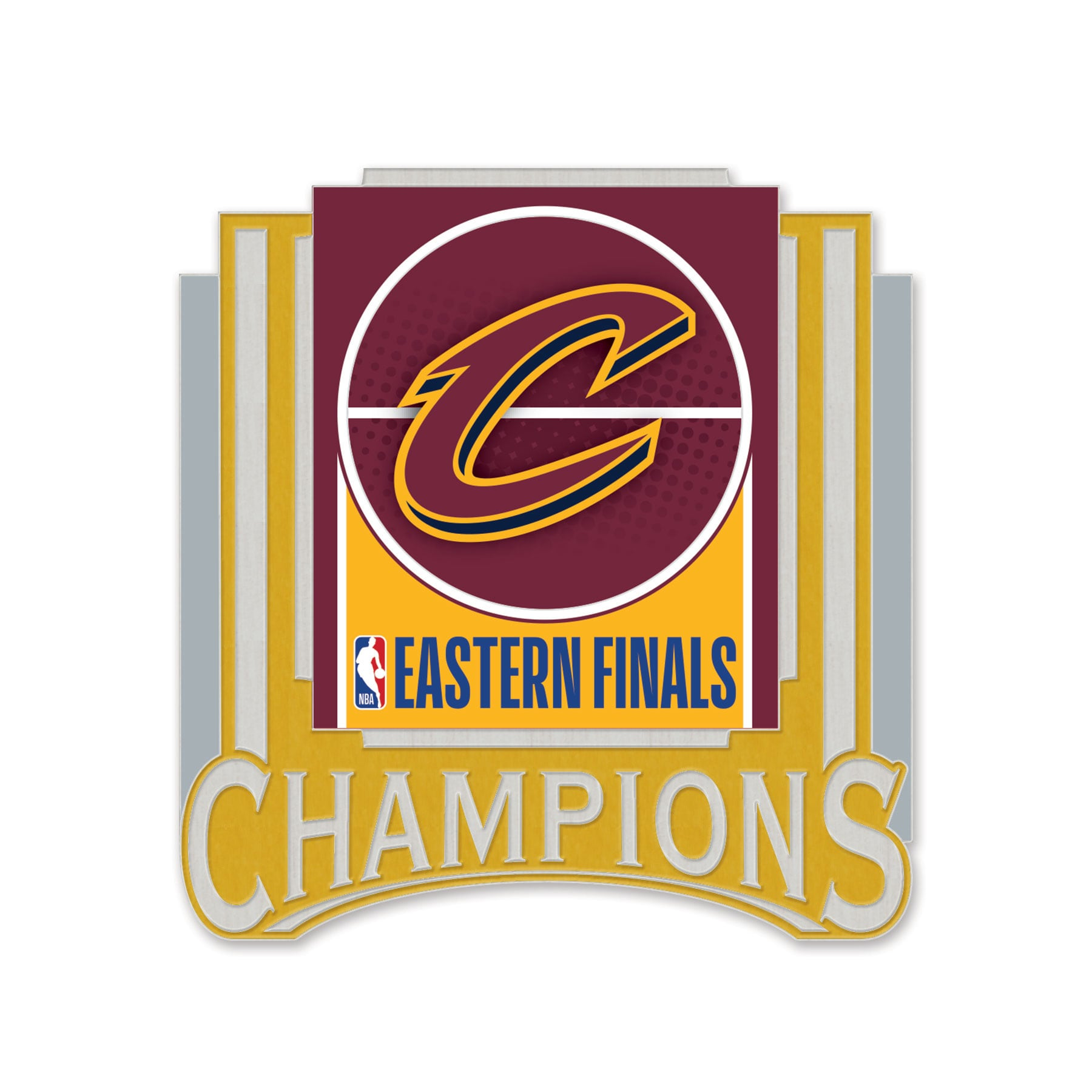 Cleveland Cavaliers WinCraft 2018 Eastern Conference Champions Collector Pin