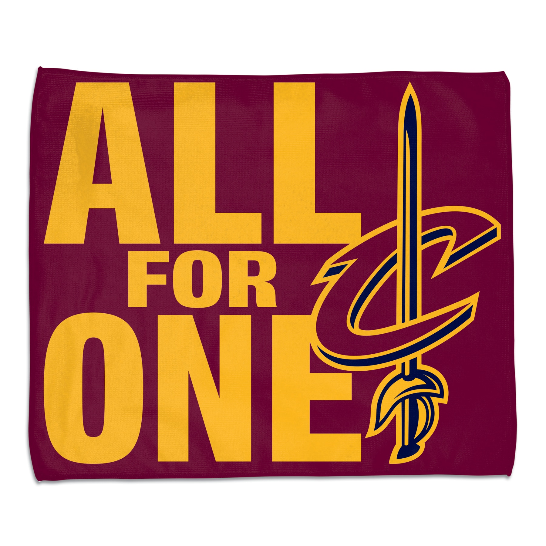 """Cleveland Cavaliers WinCraft 15"""" x 18"""" Rally Towel"""