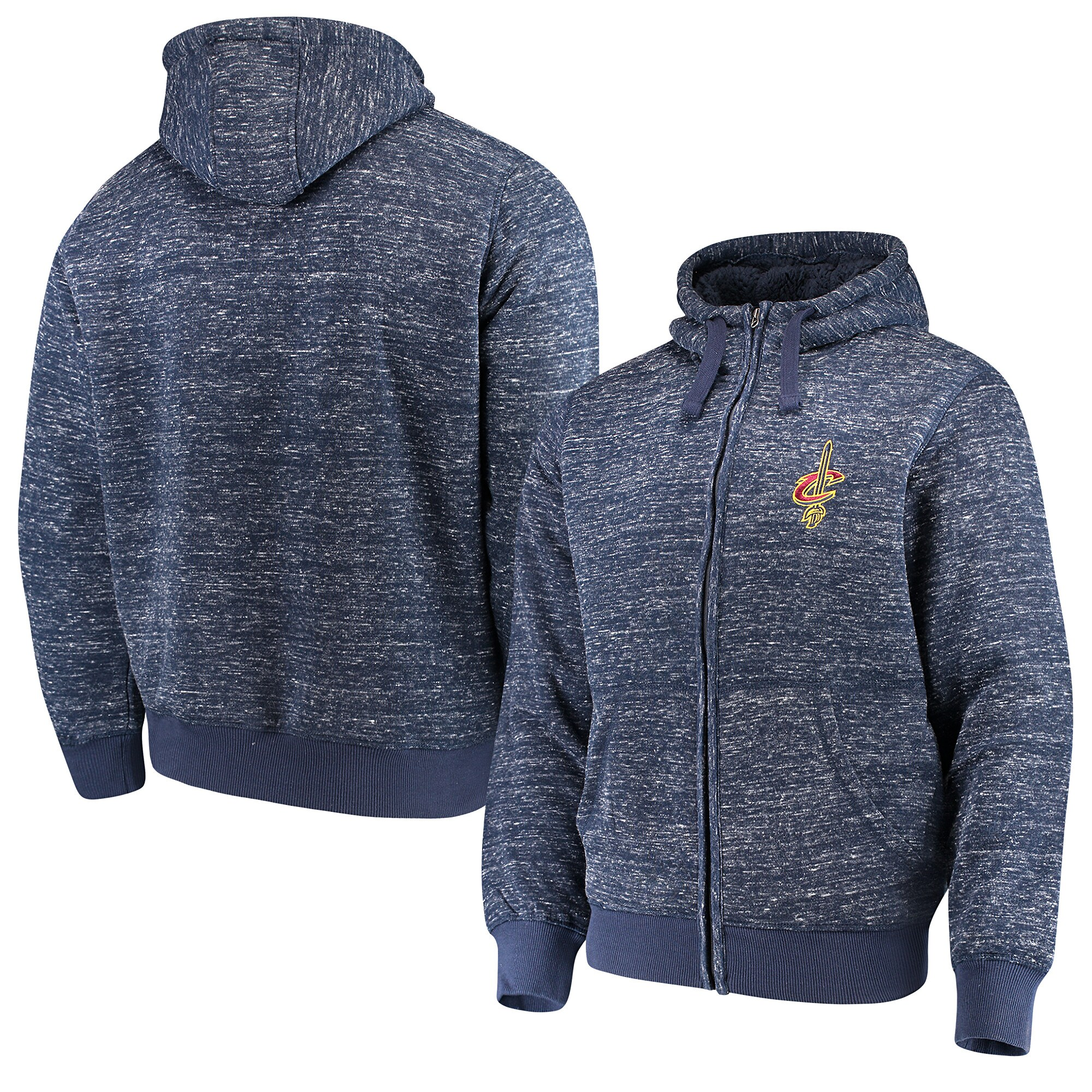 Cleveland Cavaliers G-III Sports by Carl Banks Discovery Transitional Full-Zip Jacket - Black