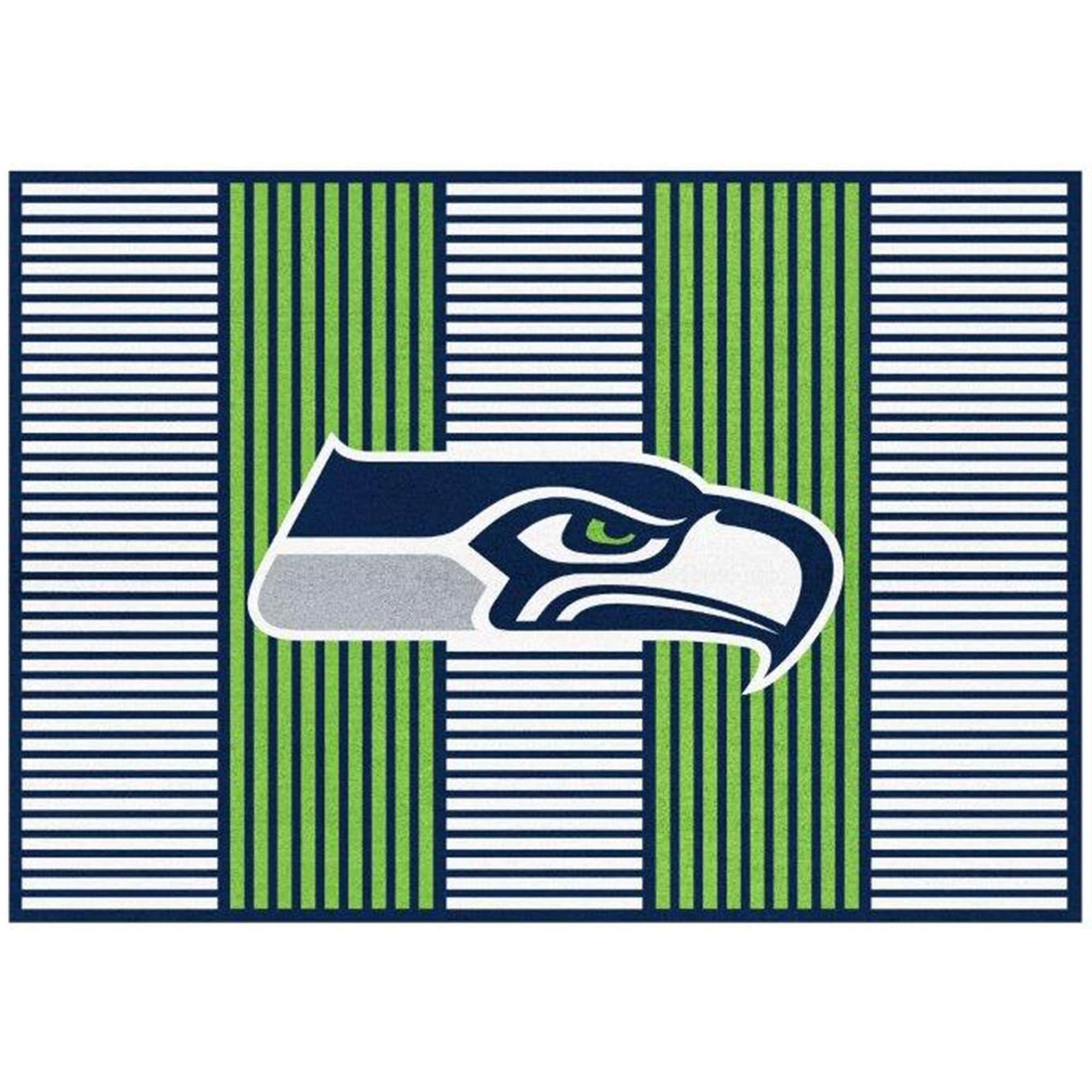 Seattle Seahawks Imperial 4' x 6' Champion Rug