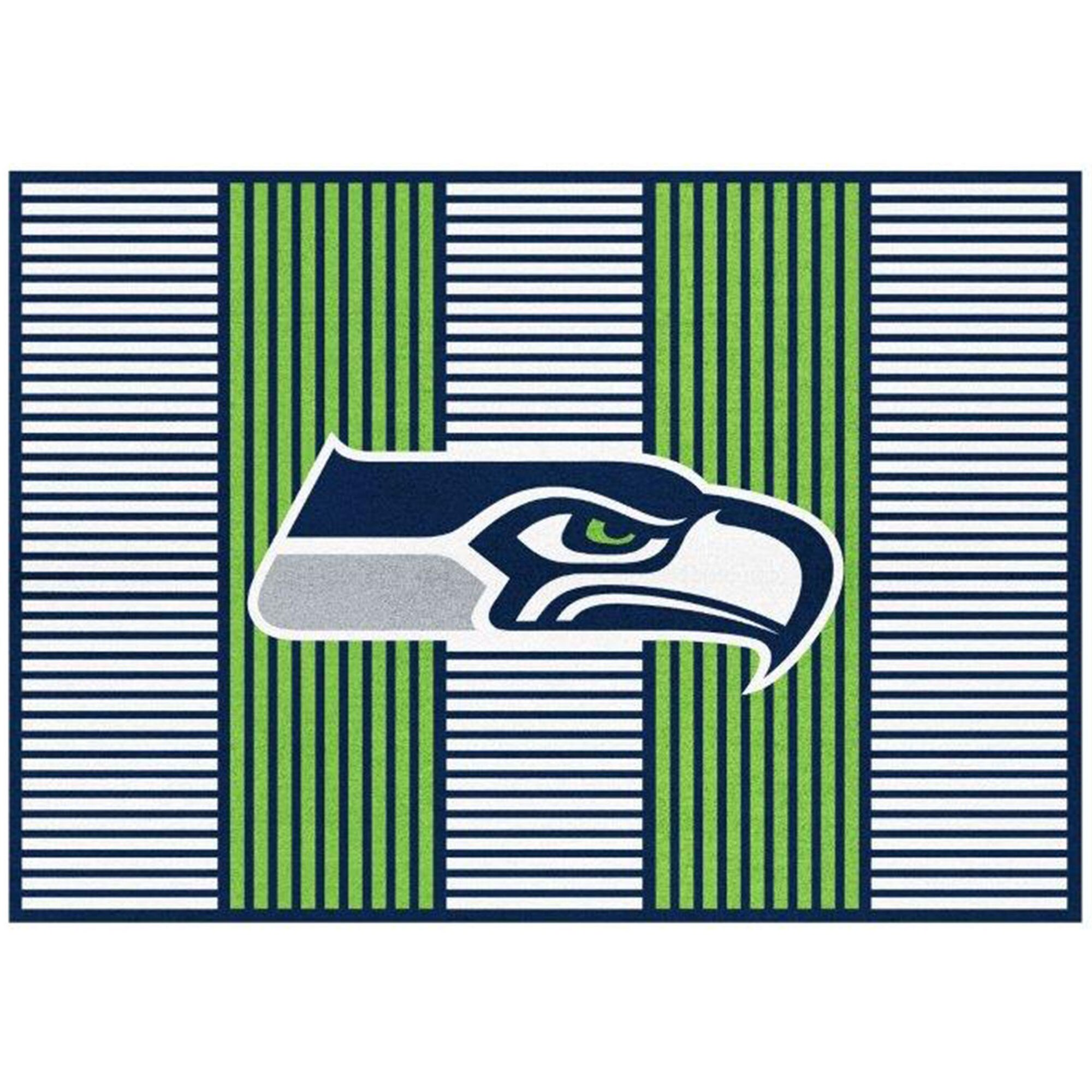 Seattle Seahawks Imperial 6' x 8' Champion Rug