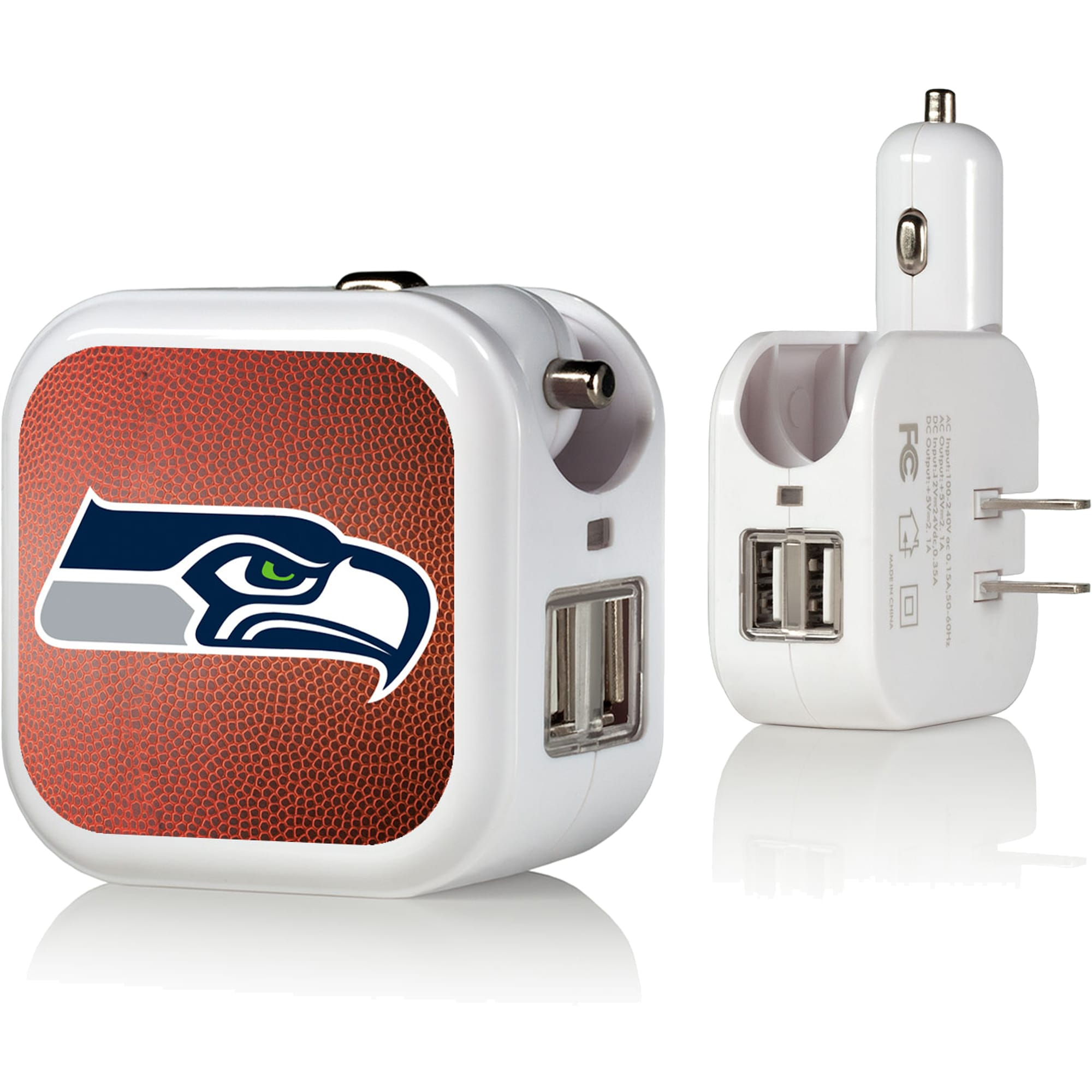 Seattle Seahawks USB Phone Charger