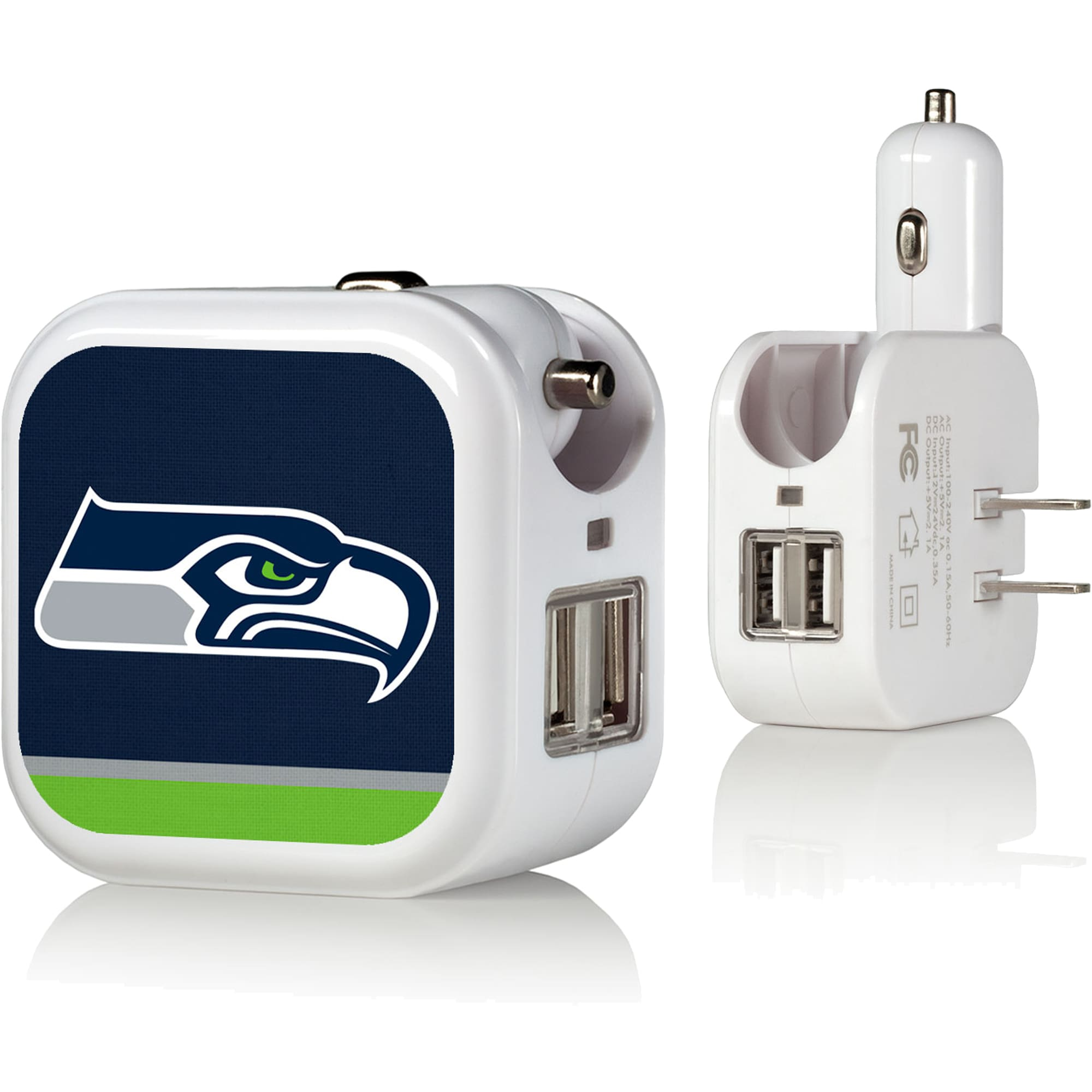 Seattle Seahawks USB Charger