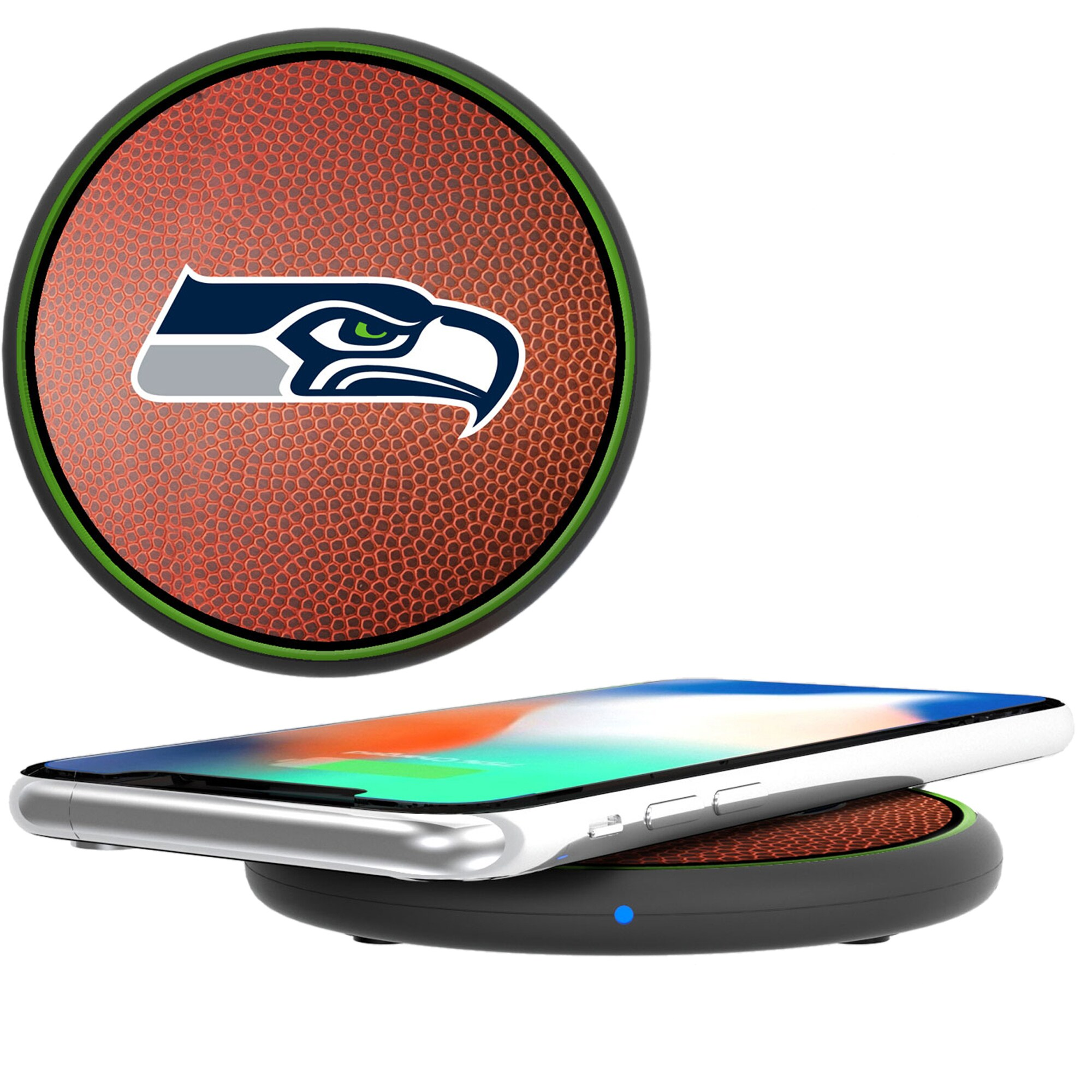 Seattle Seahawks Wireless Cell Phone Charger