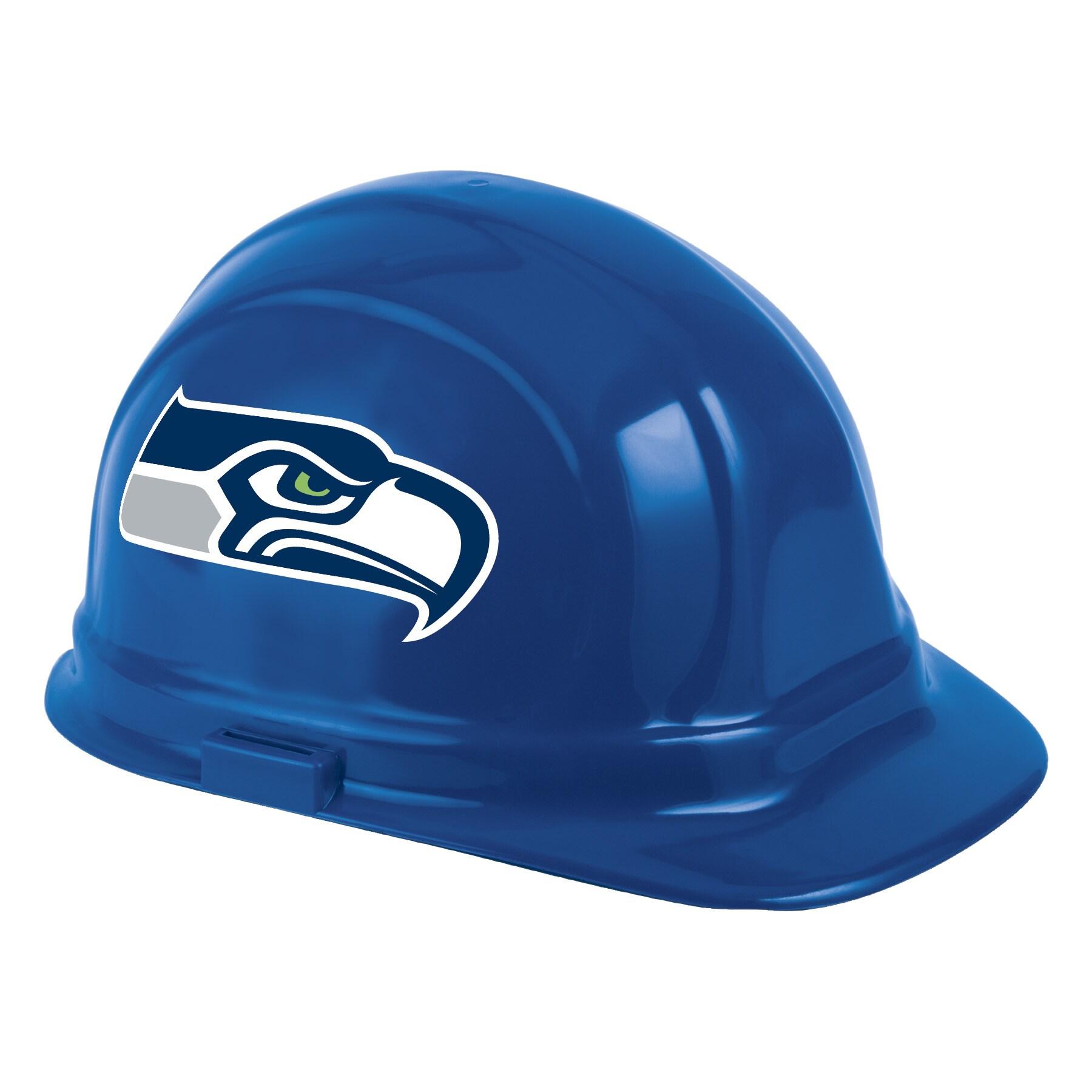 Seattle Seahawks WinCraft Team Construction Hard Hat