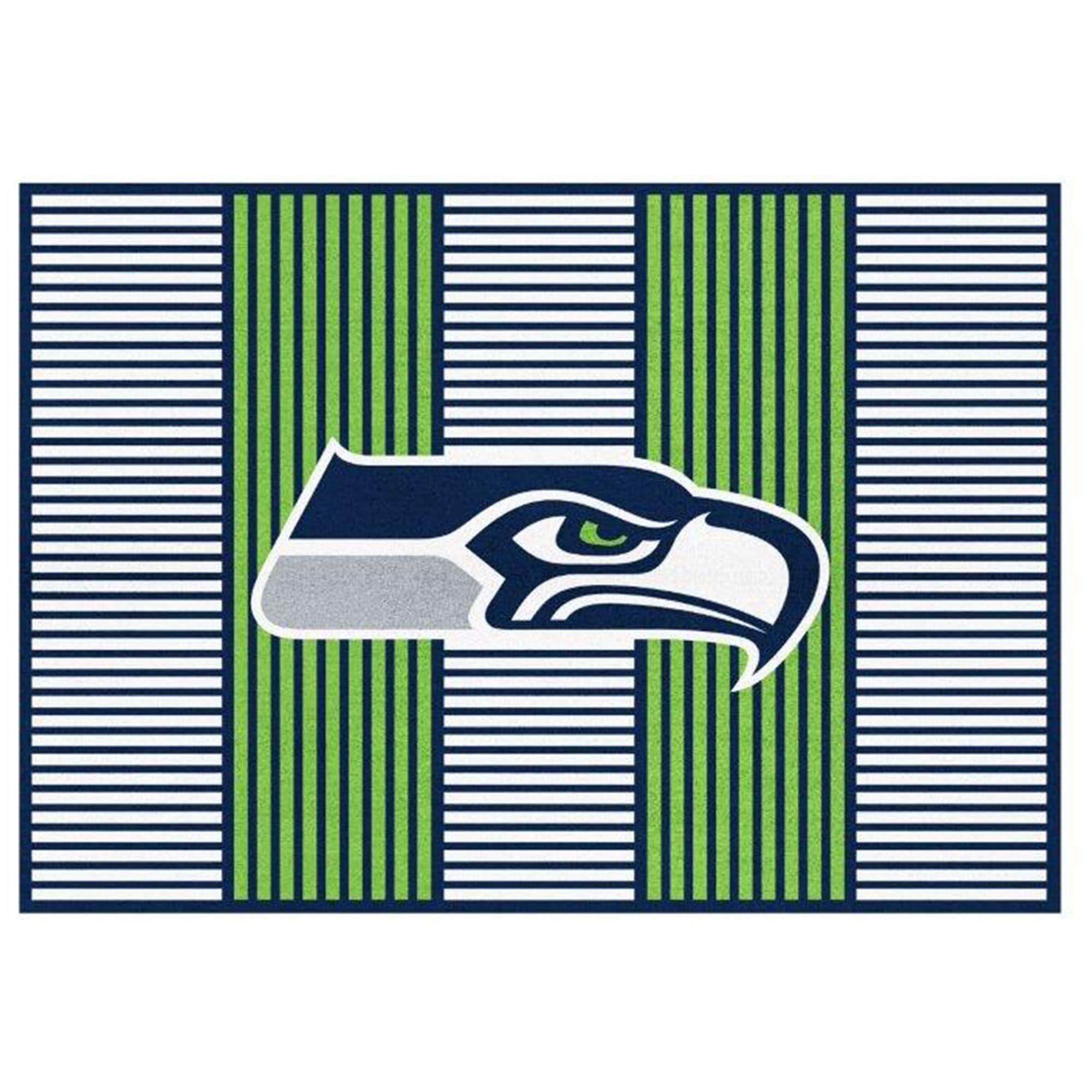 Seattle Seahawks Imperial 8' x 11' Champion Rug