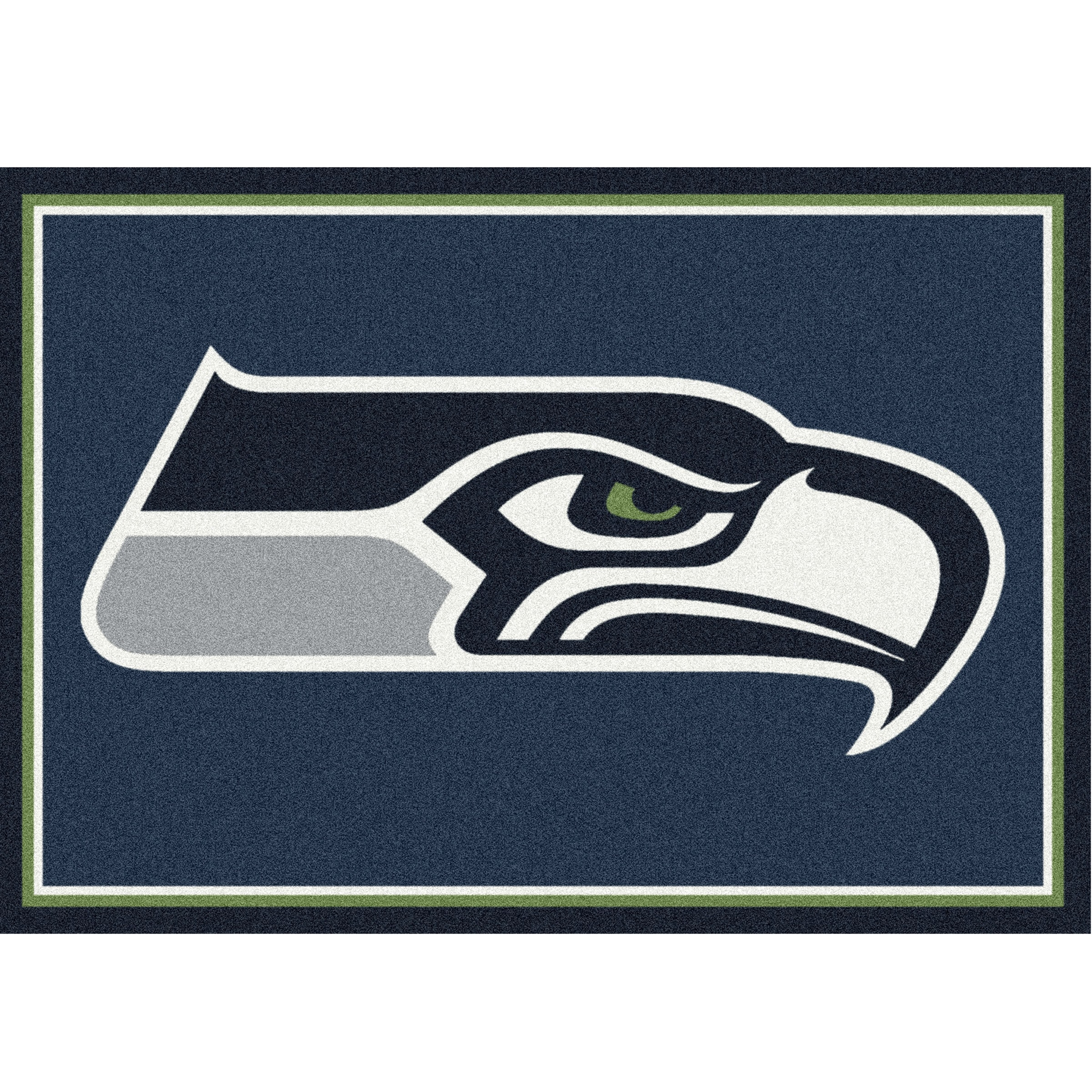 Seattle Seahawks Imperial 4' x 6' Spirit Rug