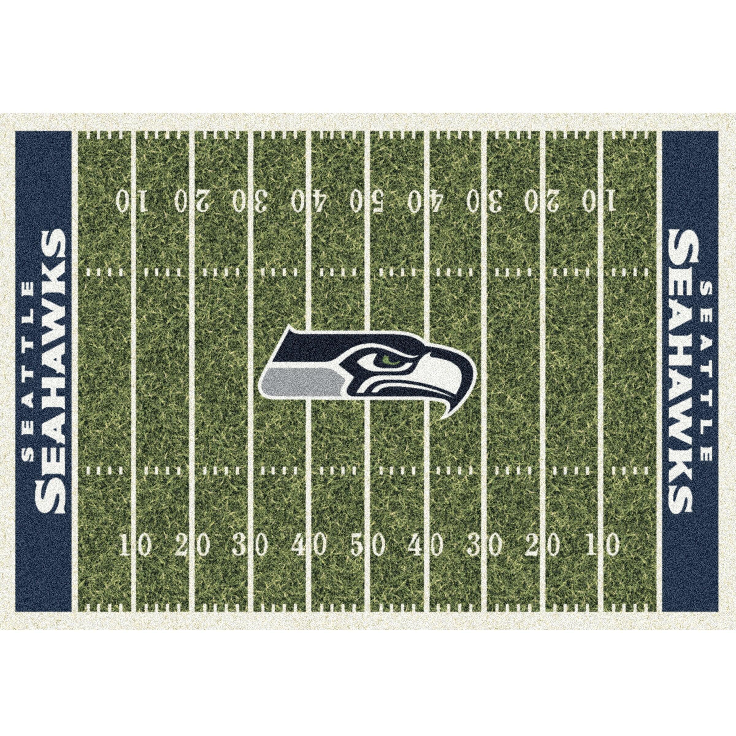Seattle Seahawks Imperial 6' x 8' Homefield Rug