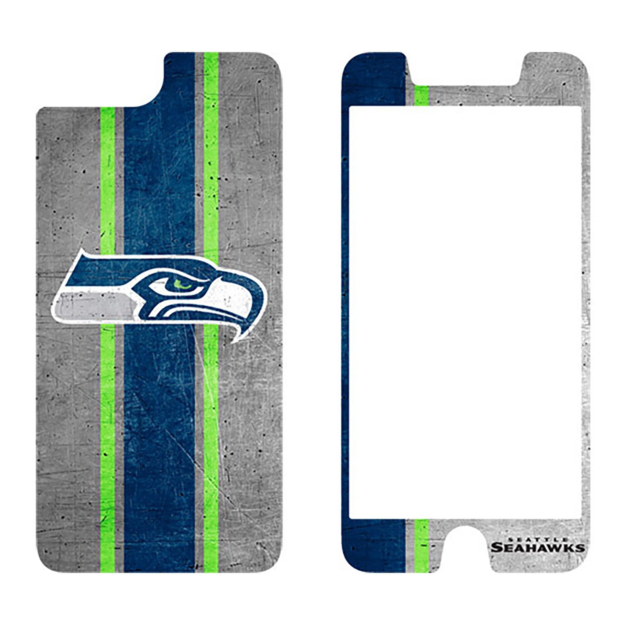 Seattle Seahawks OtterBox iPhone 8 Plus/7 Plus/6 Plus/6s Plus Alpha Glass Screen Protector