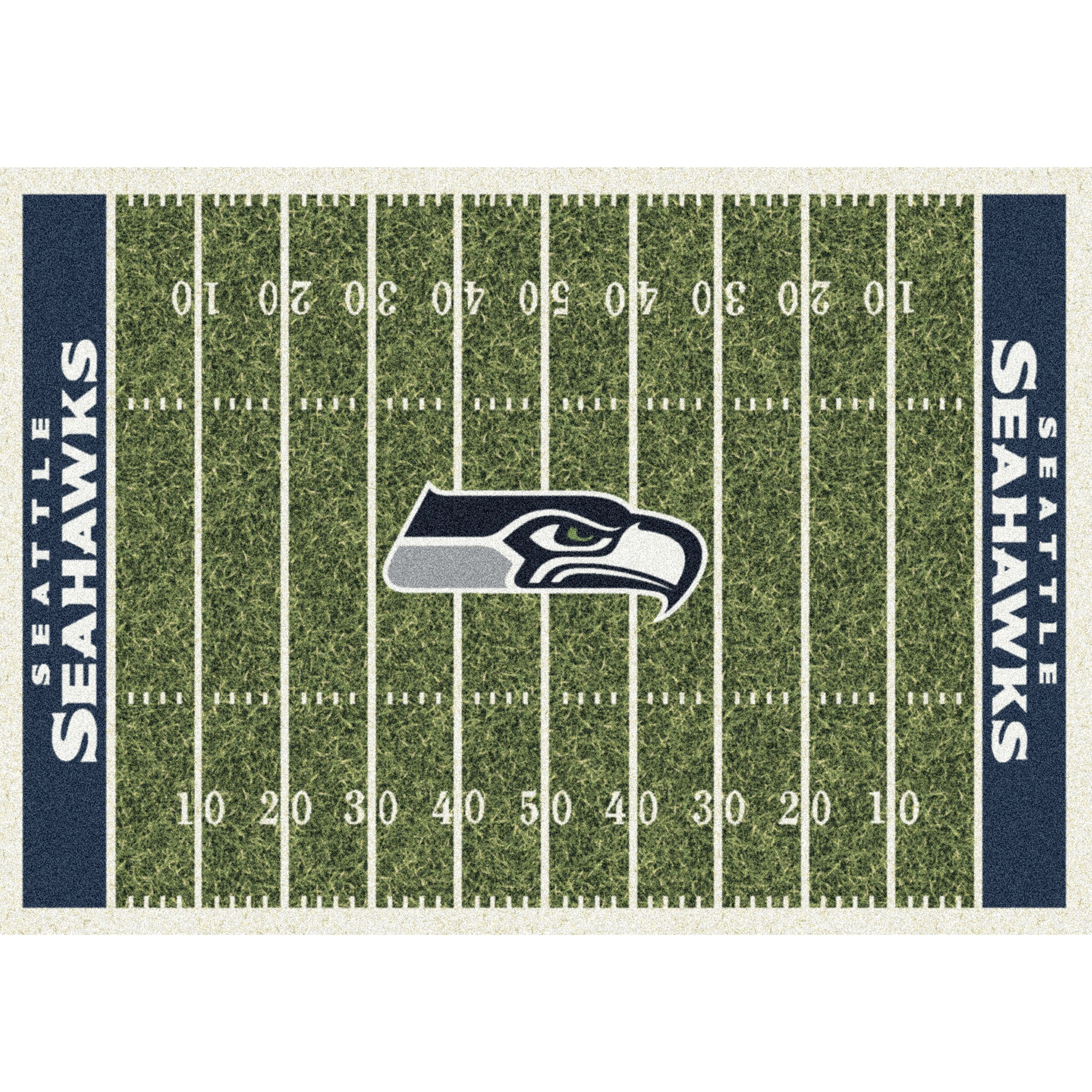 Seattle Seahawks Imperial 8' x 11' Homefield Rug