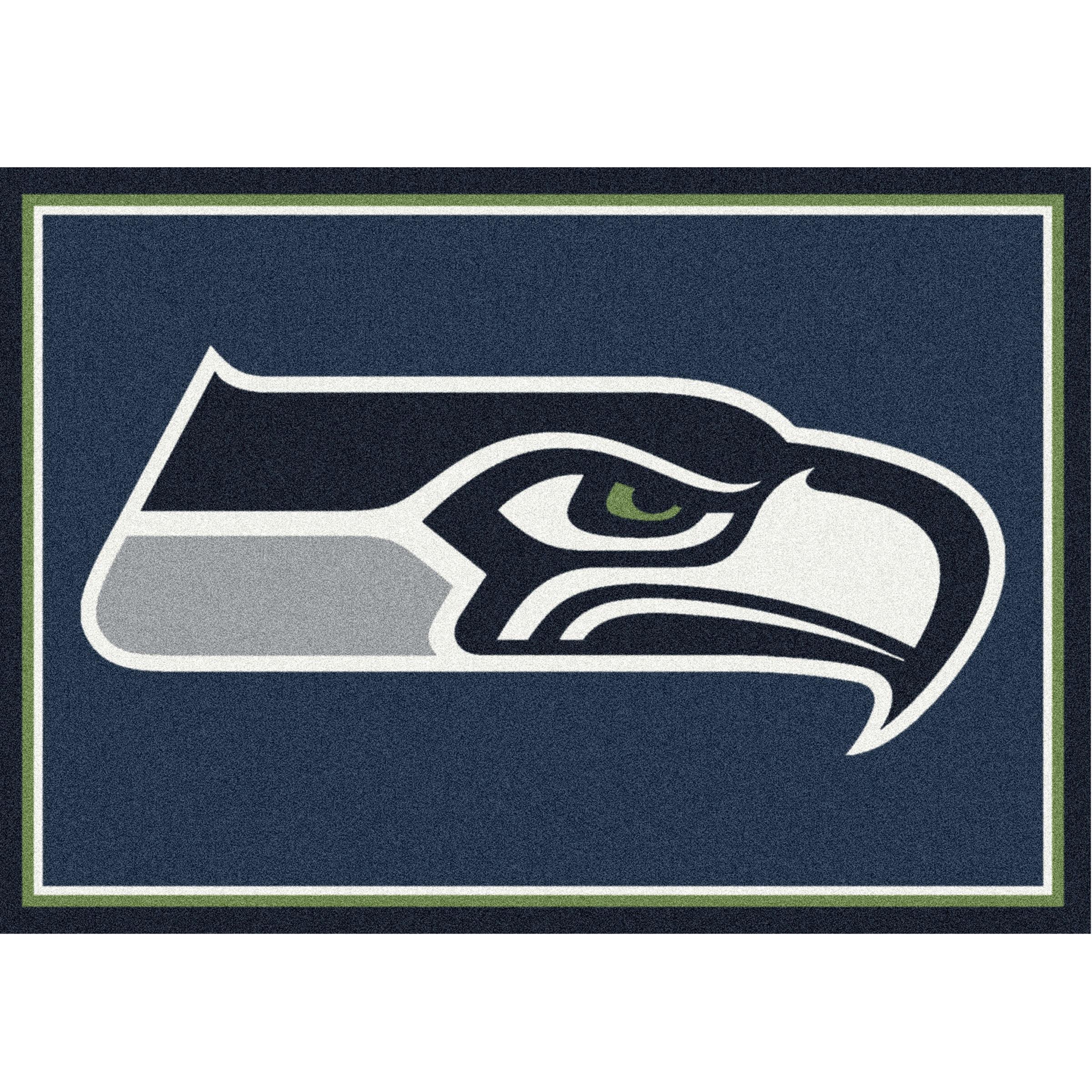 Seattle Seahawks Imperial 8' x 11' Spirit Rug