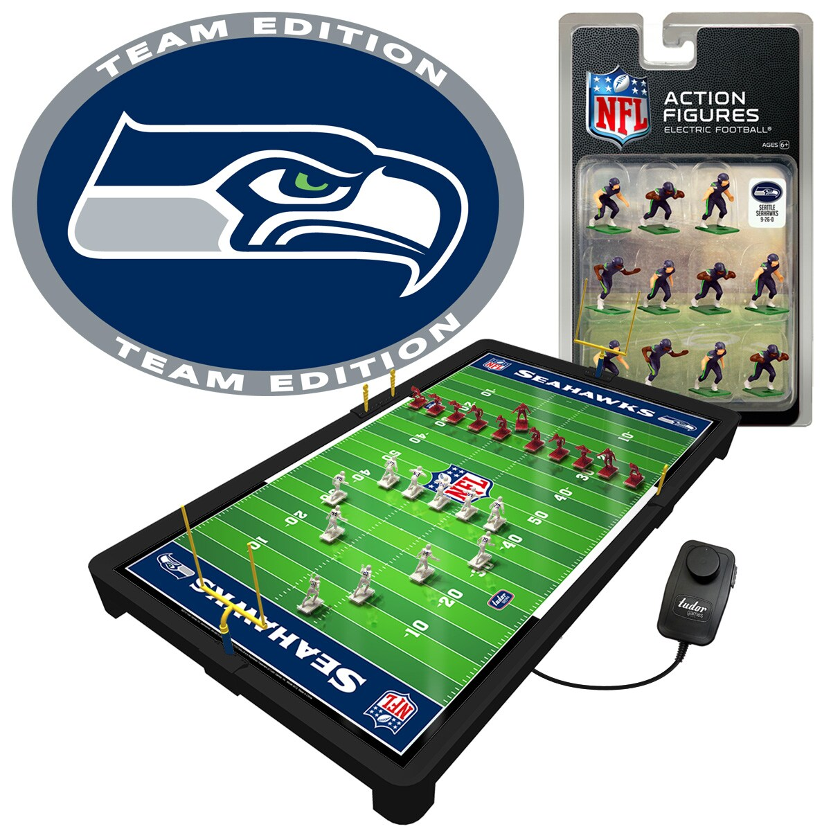 Seattle Seahawks Electric Football Game