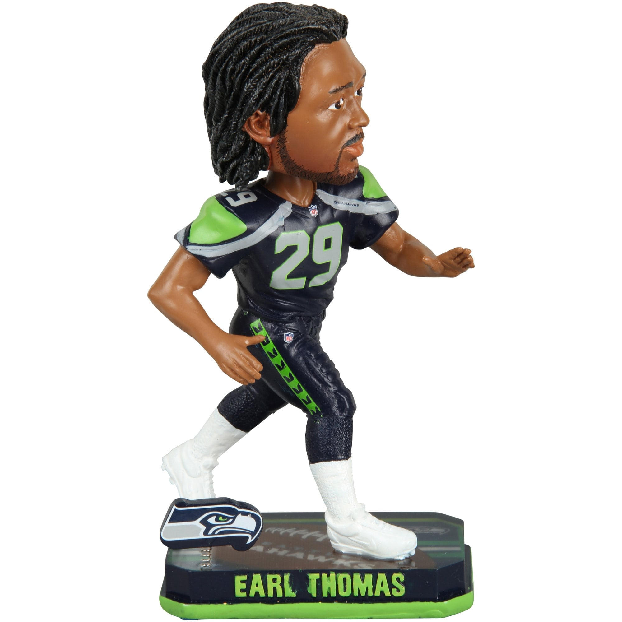 Earl Thomas Seattle Seahawks Bobblehead