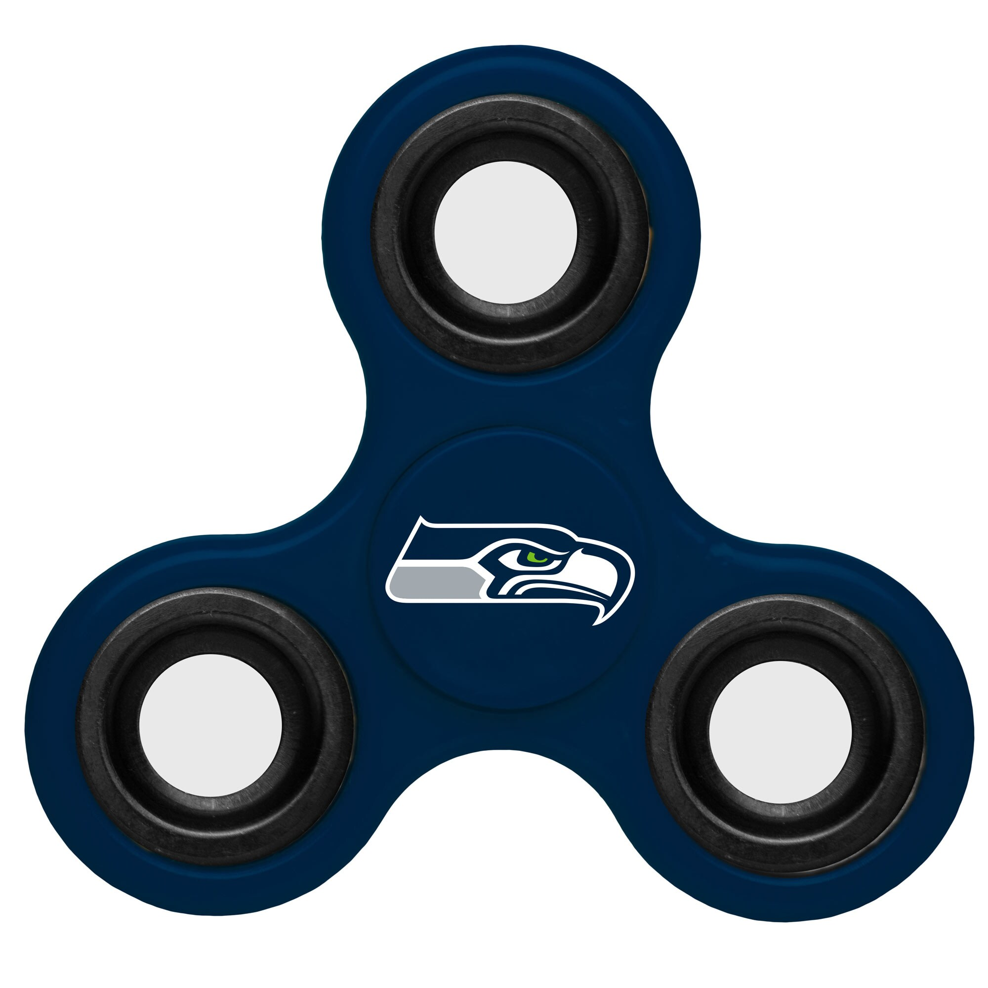 Seattle Seahawks 3-Way Fidget Spinner