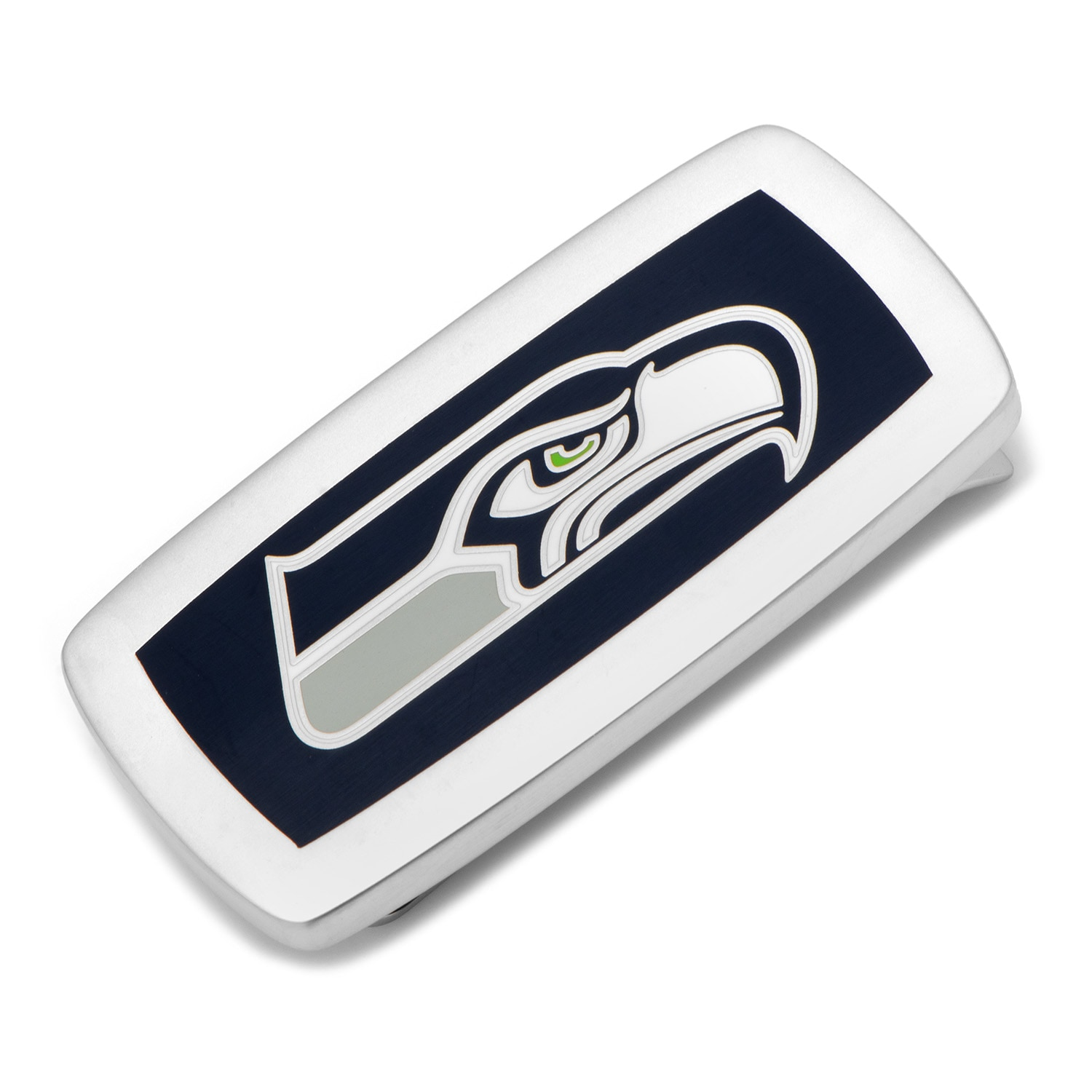 Seattle Seahawks Cushion Money Clip