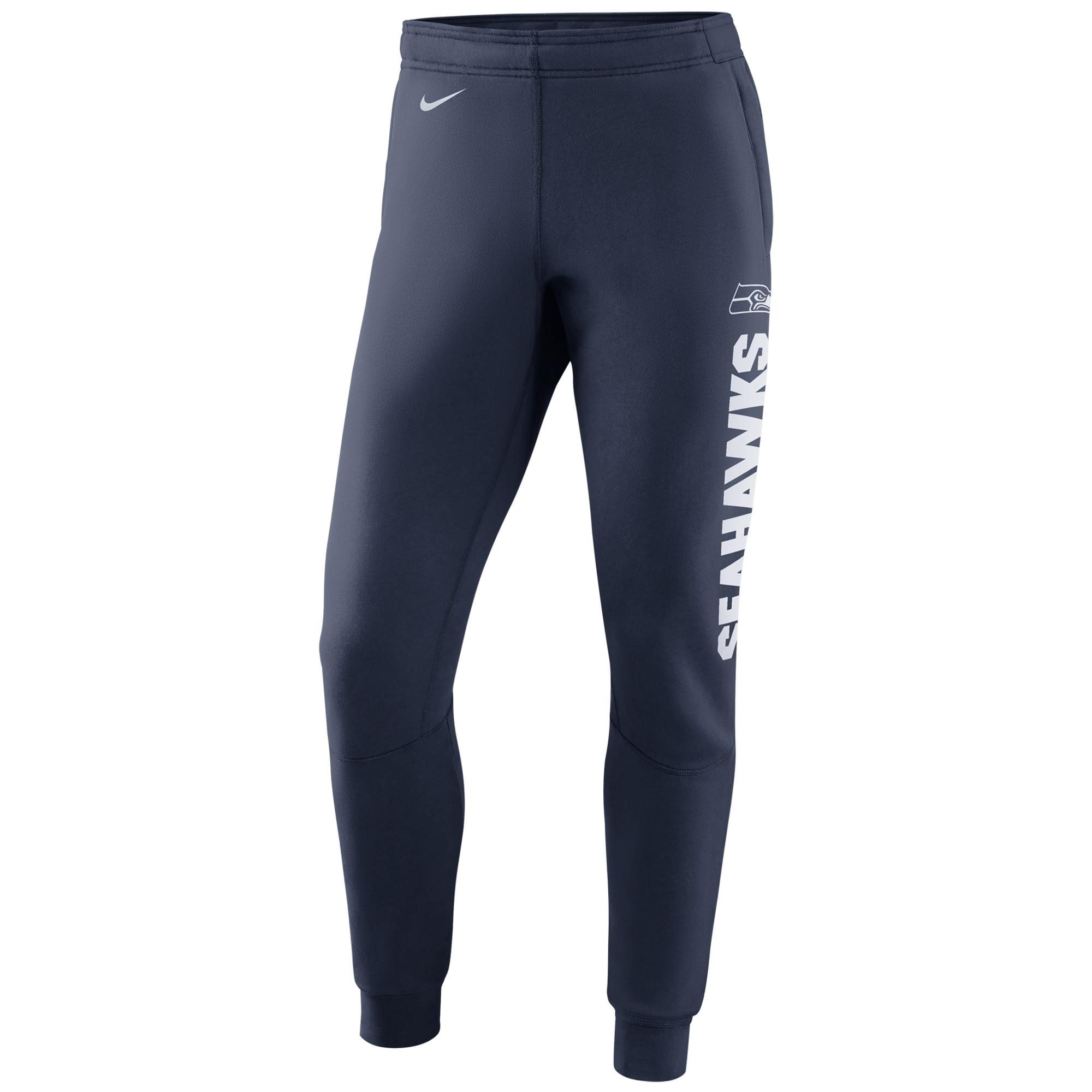 Seattle Seahawks Nike Stadium Pants - College Navy