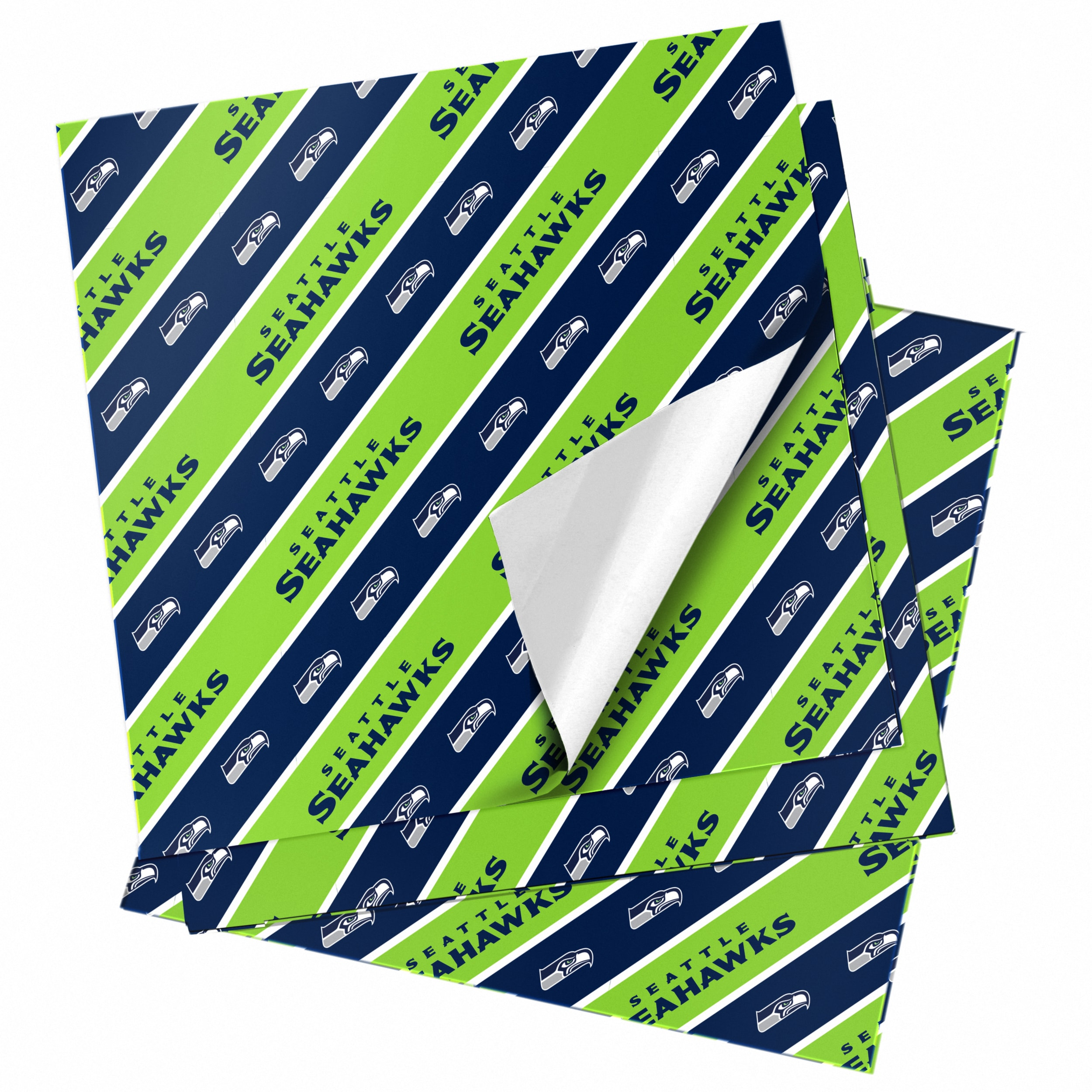 "Seattle Seahawks 20"" x 30"" Wrapping Paper"