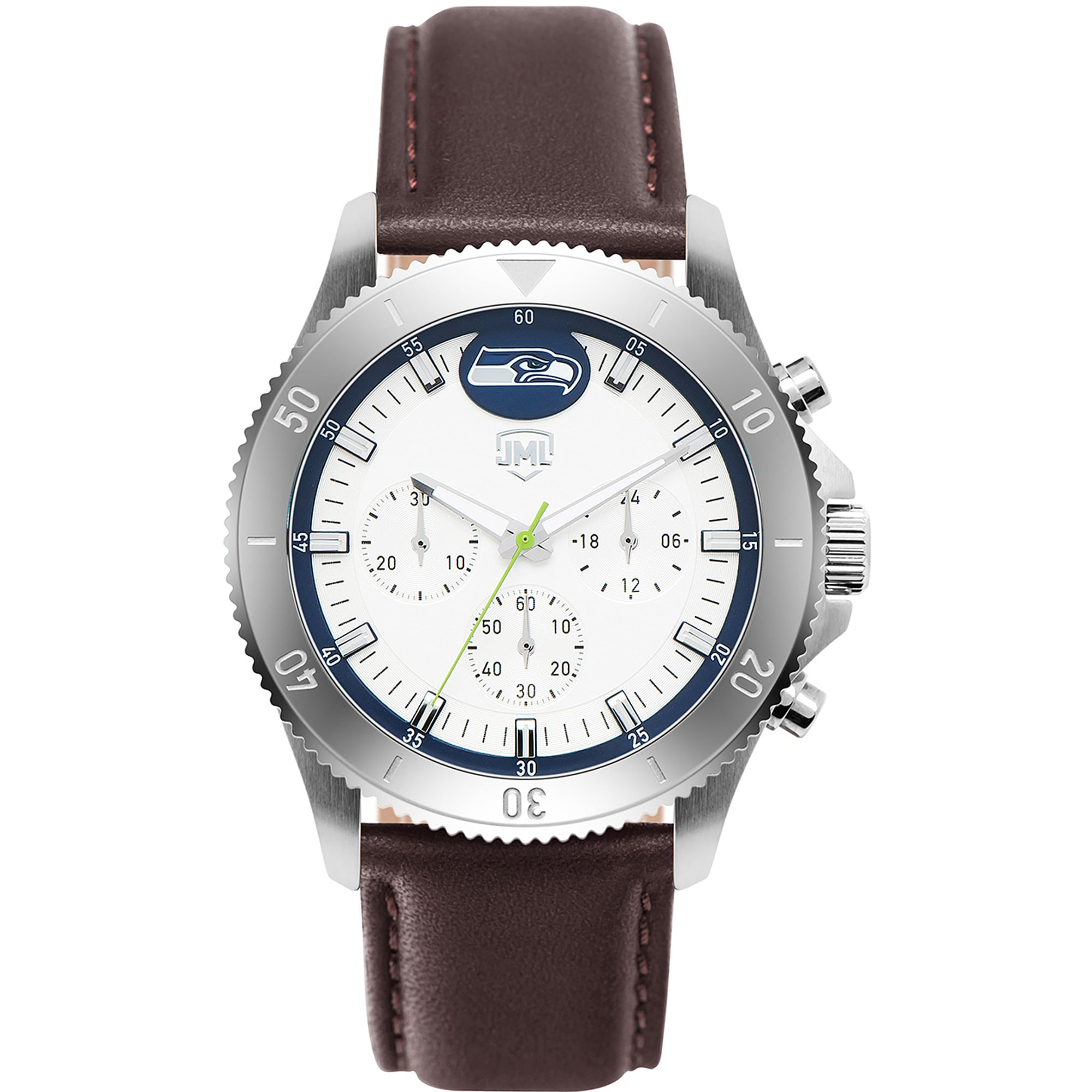 Seattle Seahawks Sideline Chronograph Watch
