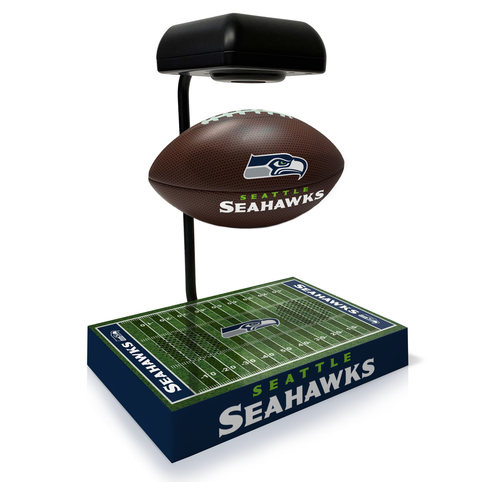 Seattle Seahawks Hover Football With Bluetooth Speaker