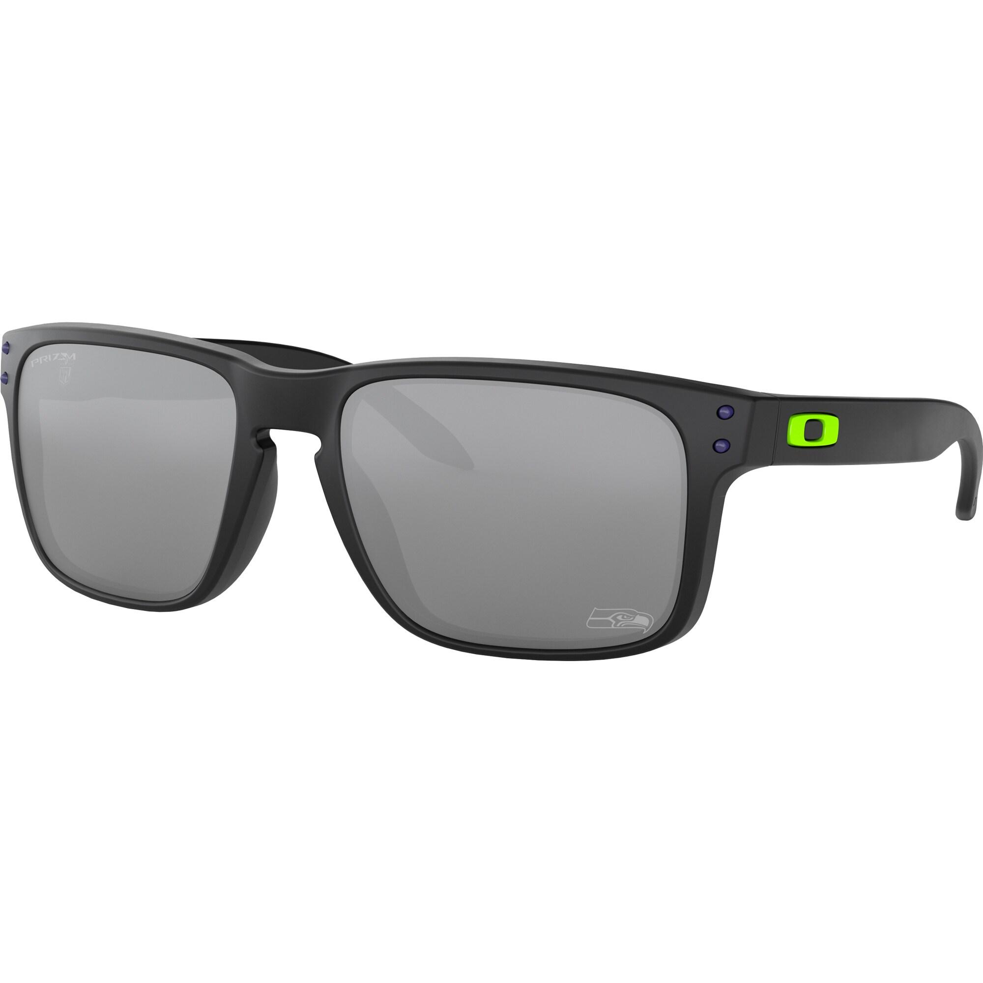 Seattle Seahawks Oakley Holbrook Sunglasses
