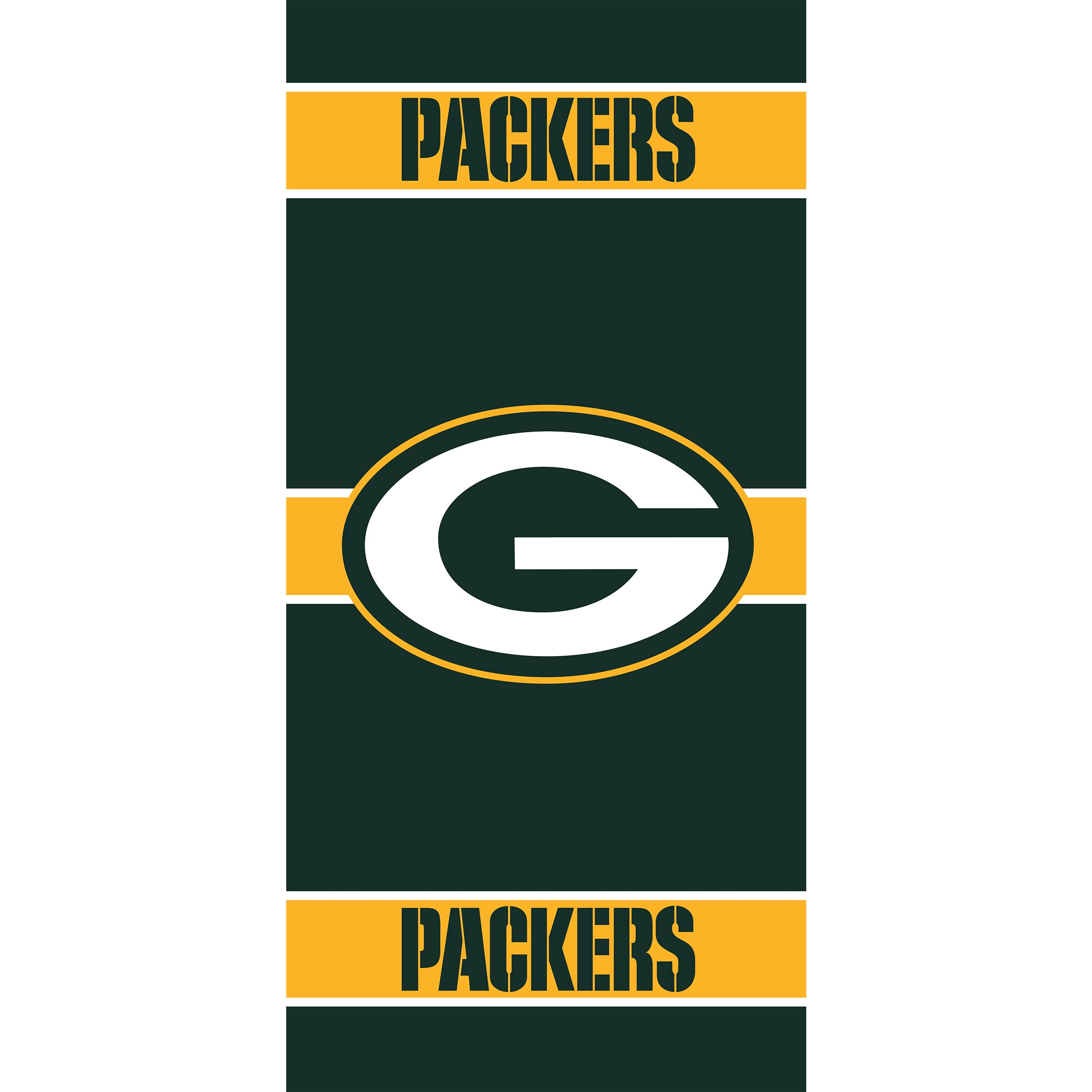 Green Bay Packers Imperial 36'' x 80'' Front Door Cover
