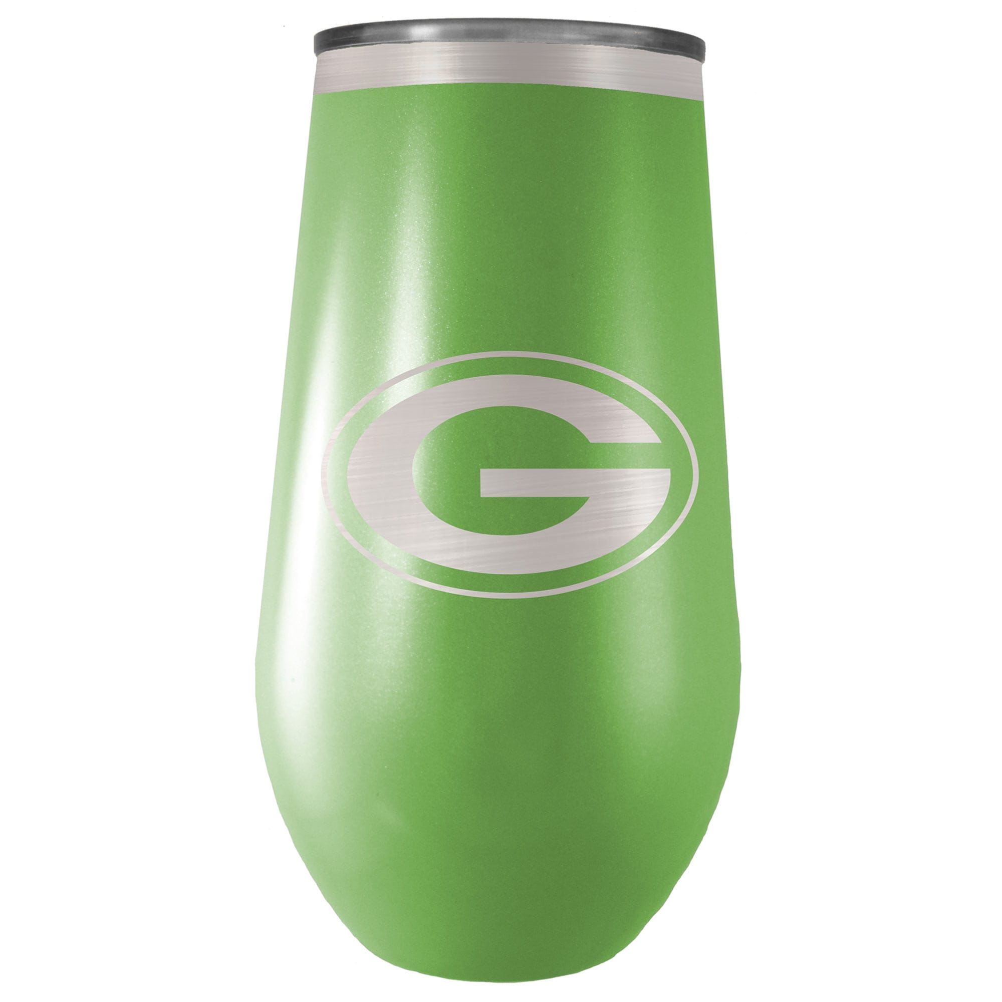 Green Bay Packers 16oz. Fashion Color Stemless Tumbler