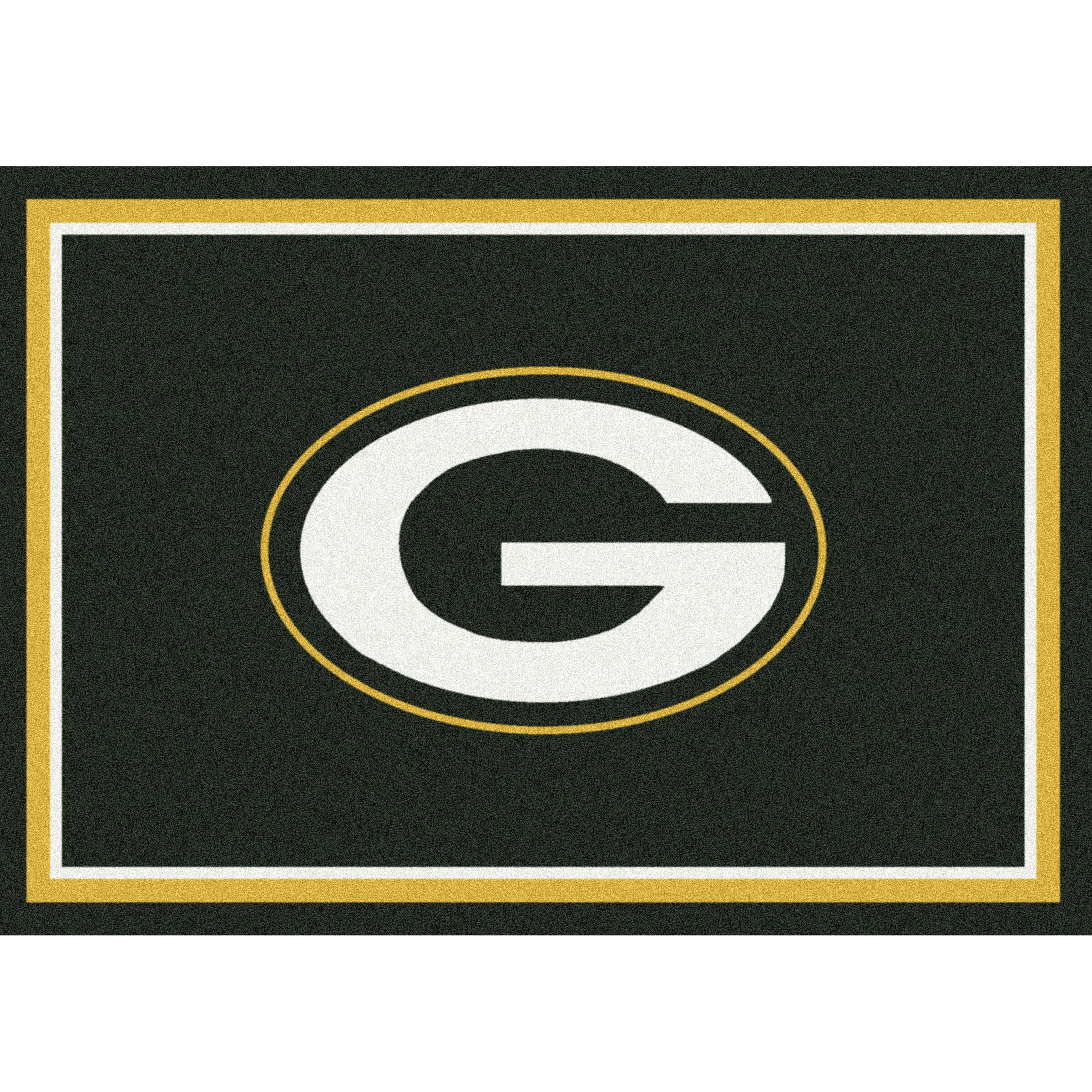 Green Bay Packers Imperial 6' x 8' Spirit Rug