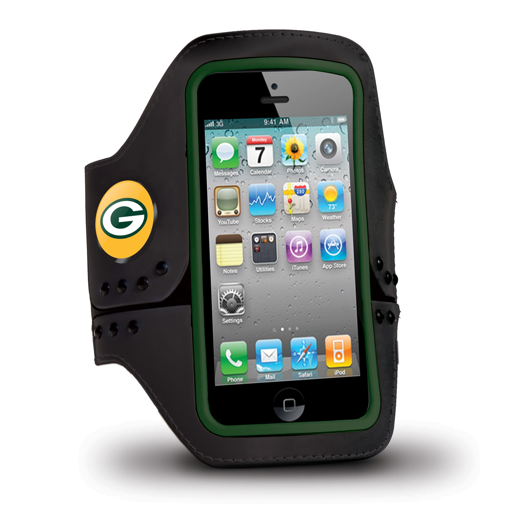 Green Bay Packers Armor Band Phone Case