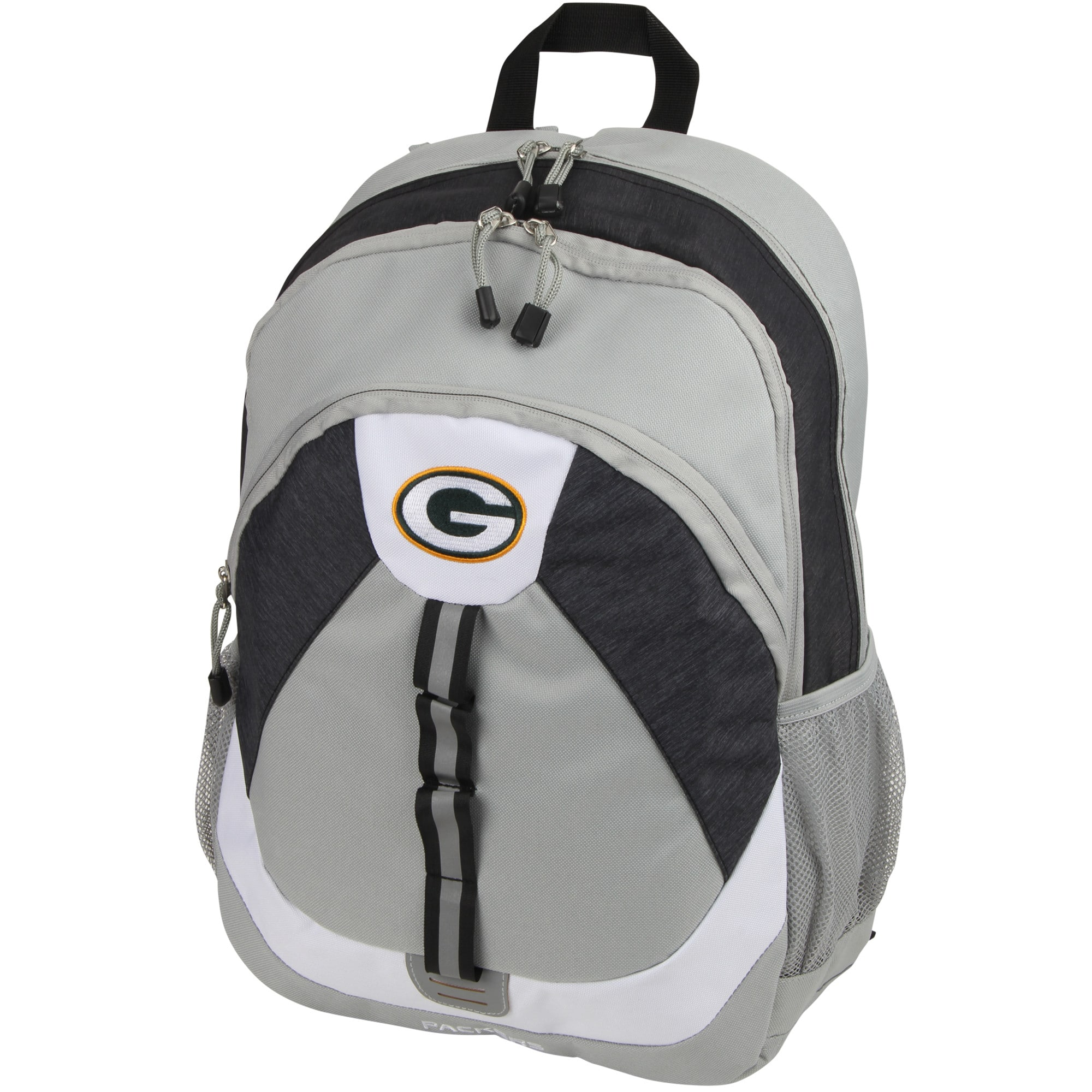 Green Bay Packers The Northwest Company Women's Kinetic Backpack - Gray