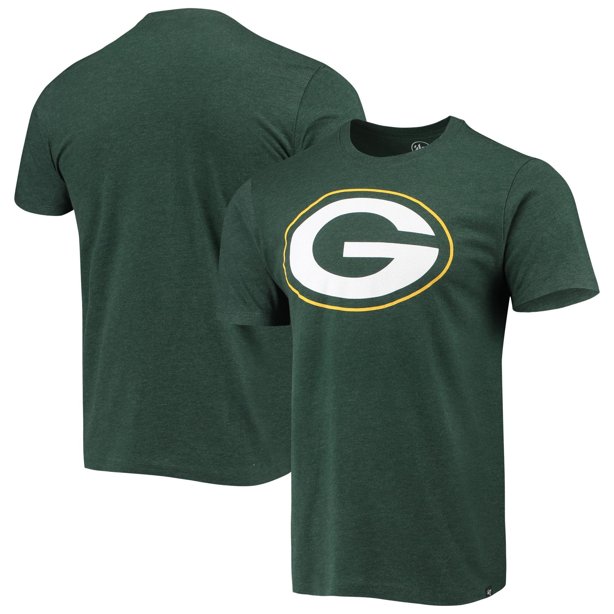 Green Bay Packers '47 Imprint Club T-Shirt - Green